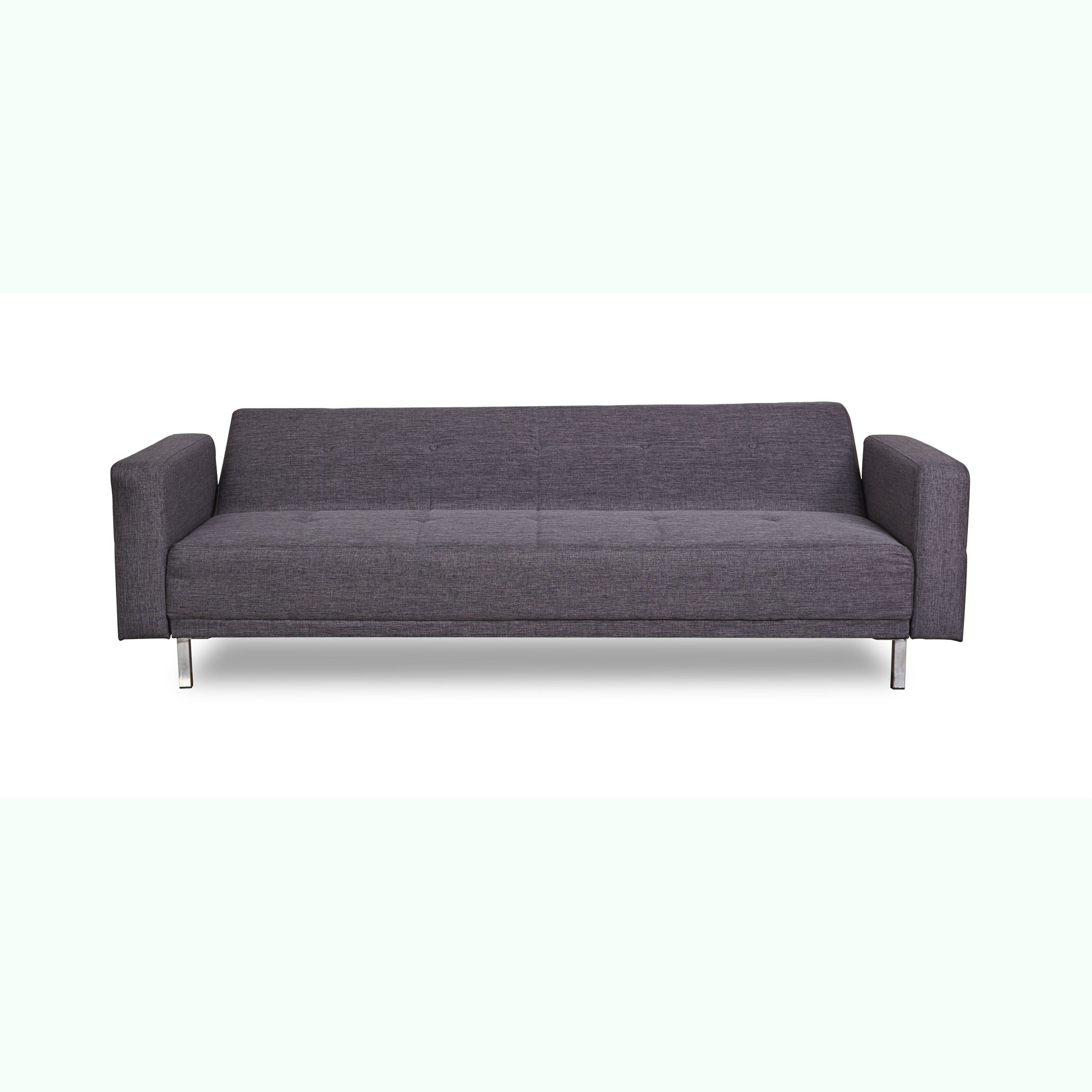 sofa com position dining flip lounge bed pillow couch dp kitchen convertible chair amazon sleeper folding