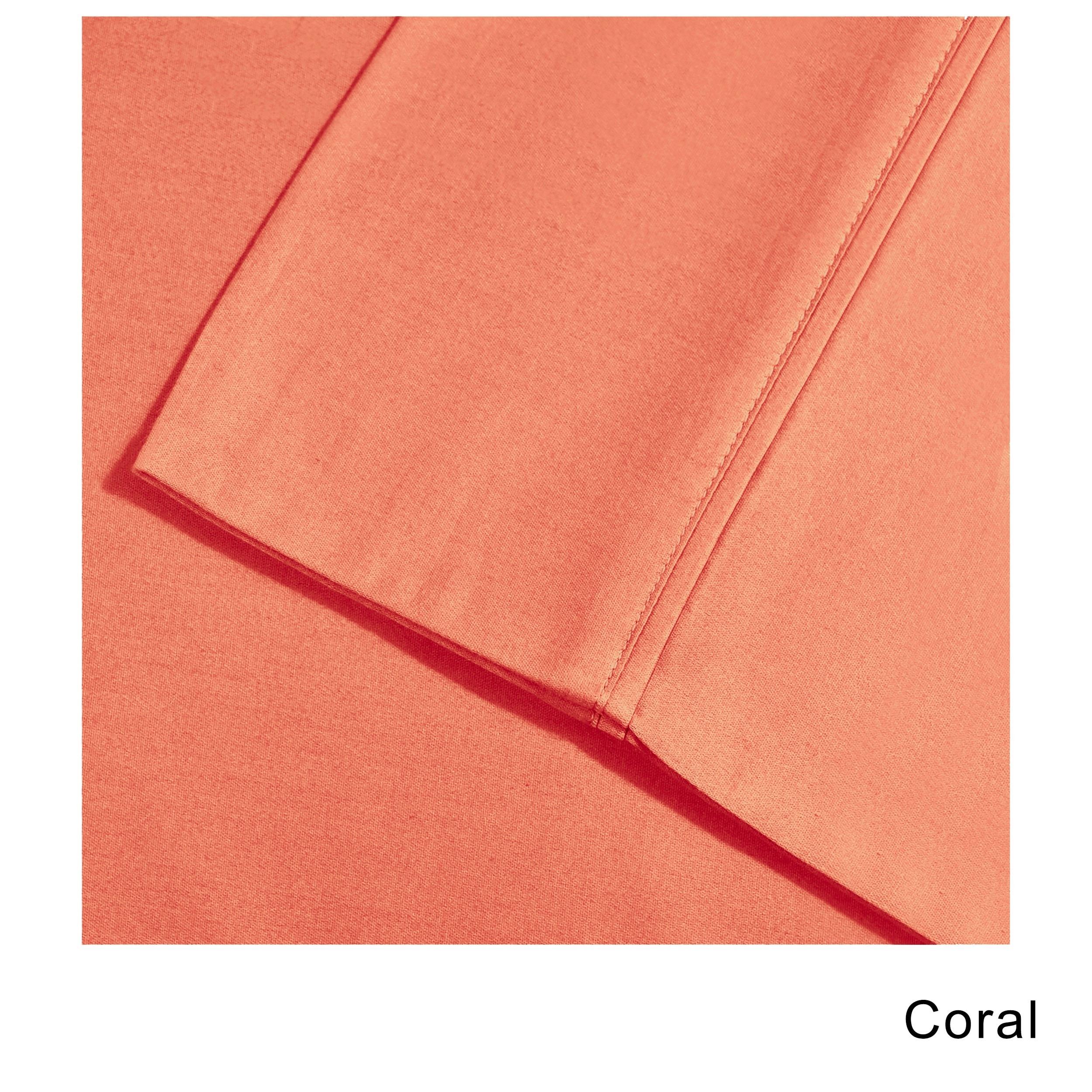 square conran coral pillow sophie linen collection scallop bed pillowcase web cases scalloped