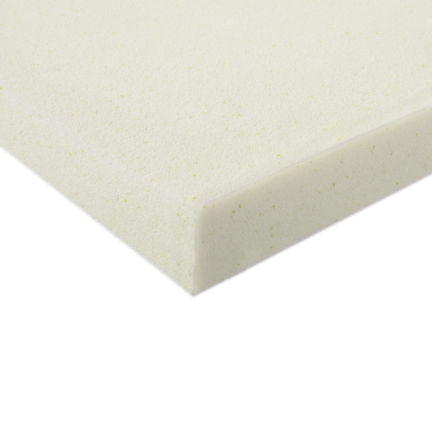 LUCID 2 inch Solid Foam Mattress Topper Free Shipping Orders