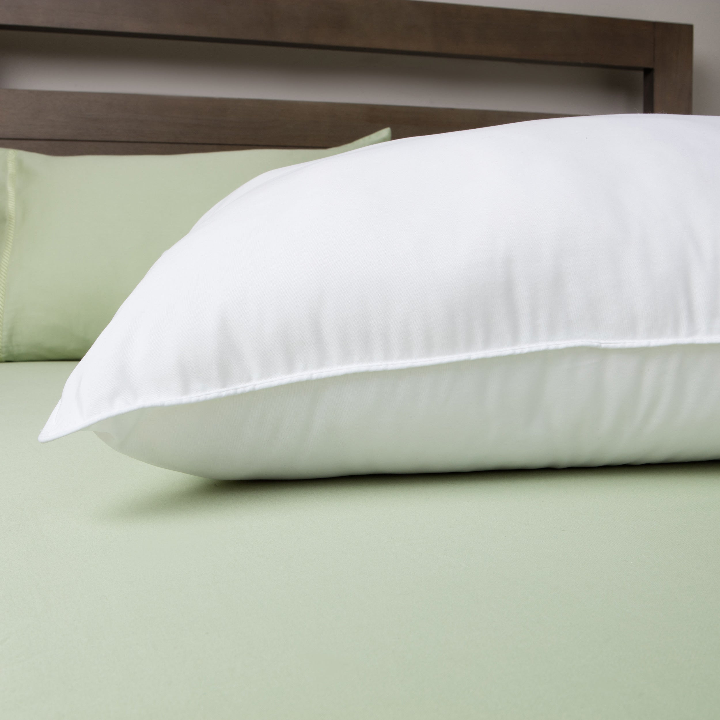 Luxury Dacron Comforel Down Like Density Pillows Set Of 2 Free Shipping On Orders Over 45 17937292