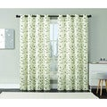 VCNY Jasmine Embroidered Grommet-Top Curtain Panel