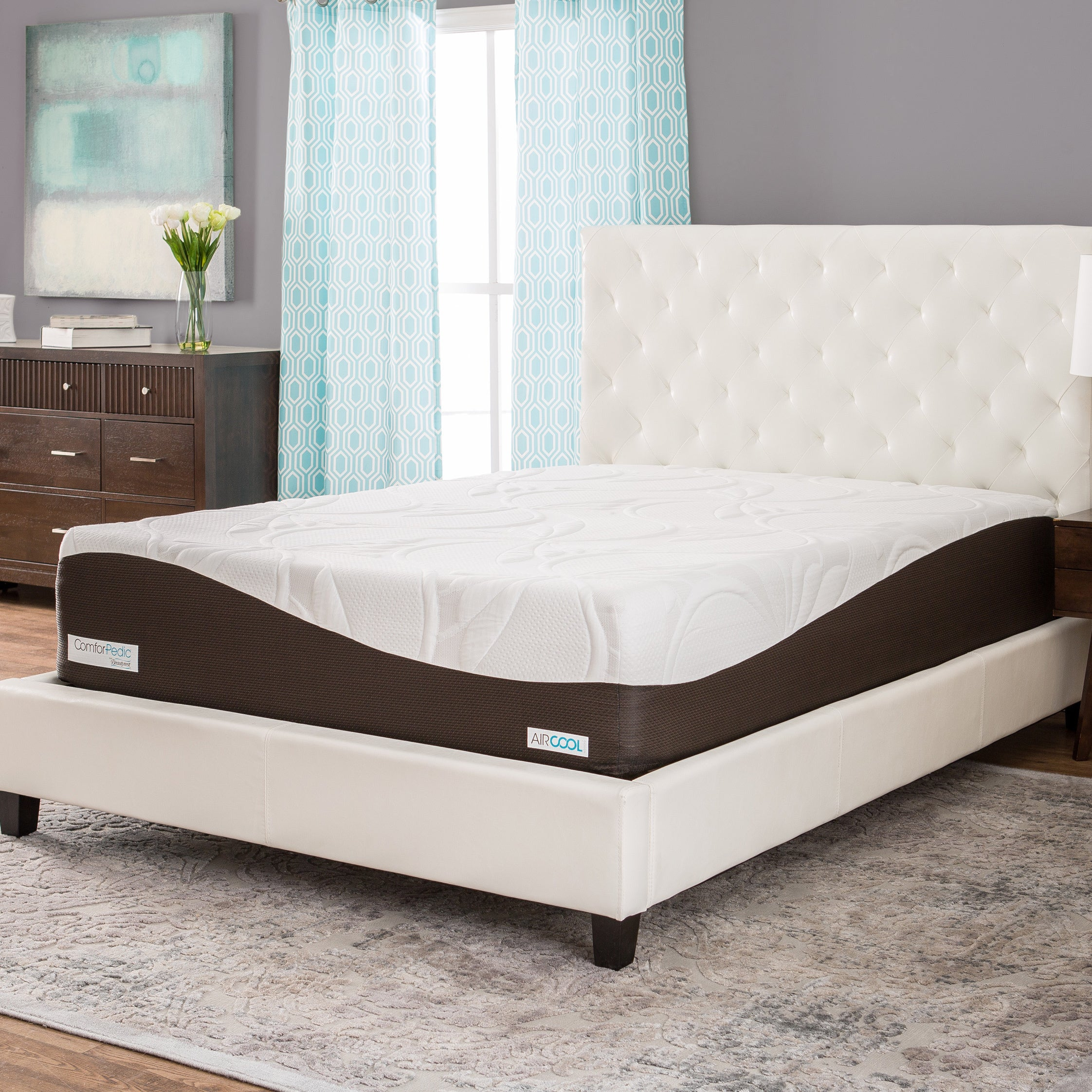forPedic from Beautyrest 14 inch Full size Memory Foam Mattress