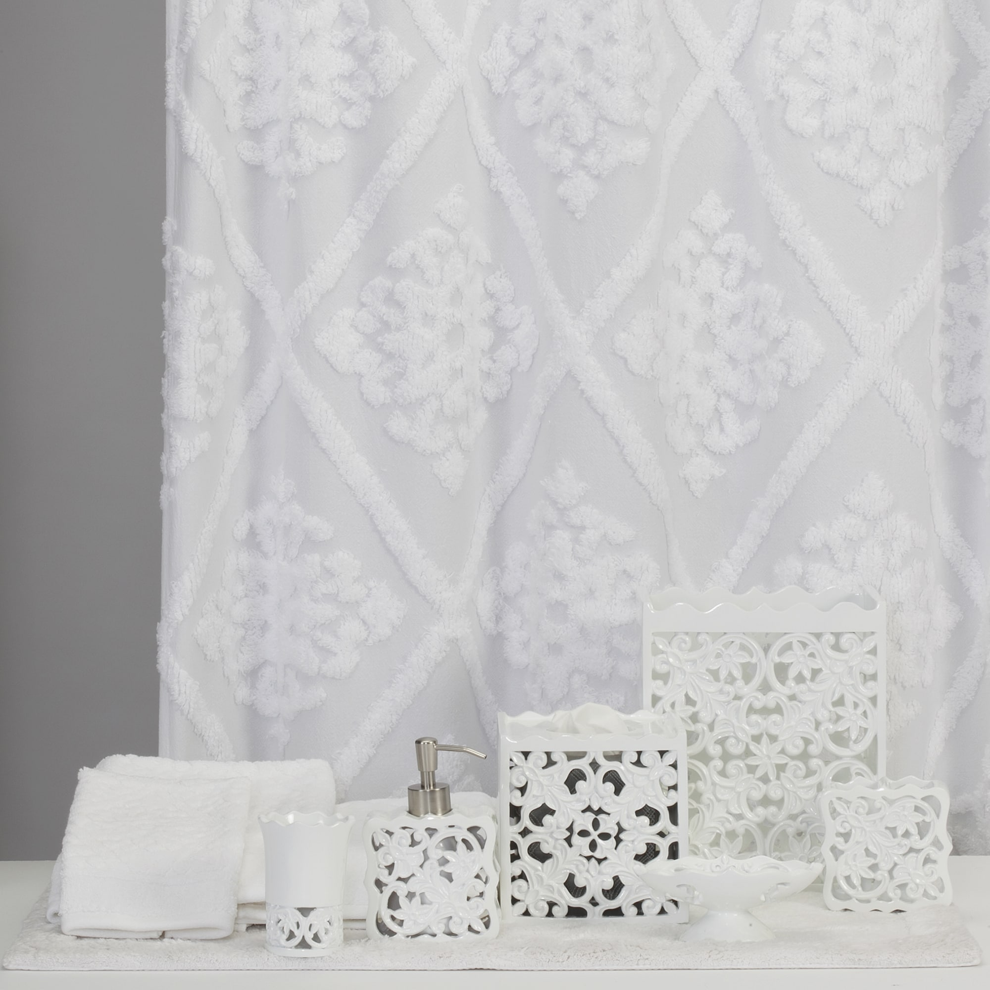 Belle\' Bathroom Accessories Set - Free Shipping On Orders Over $45 ...