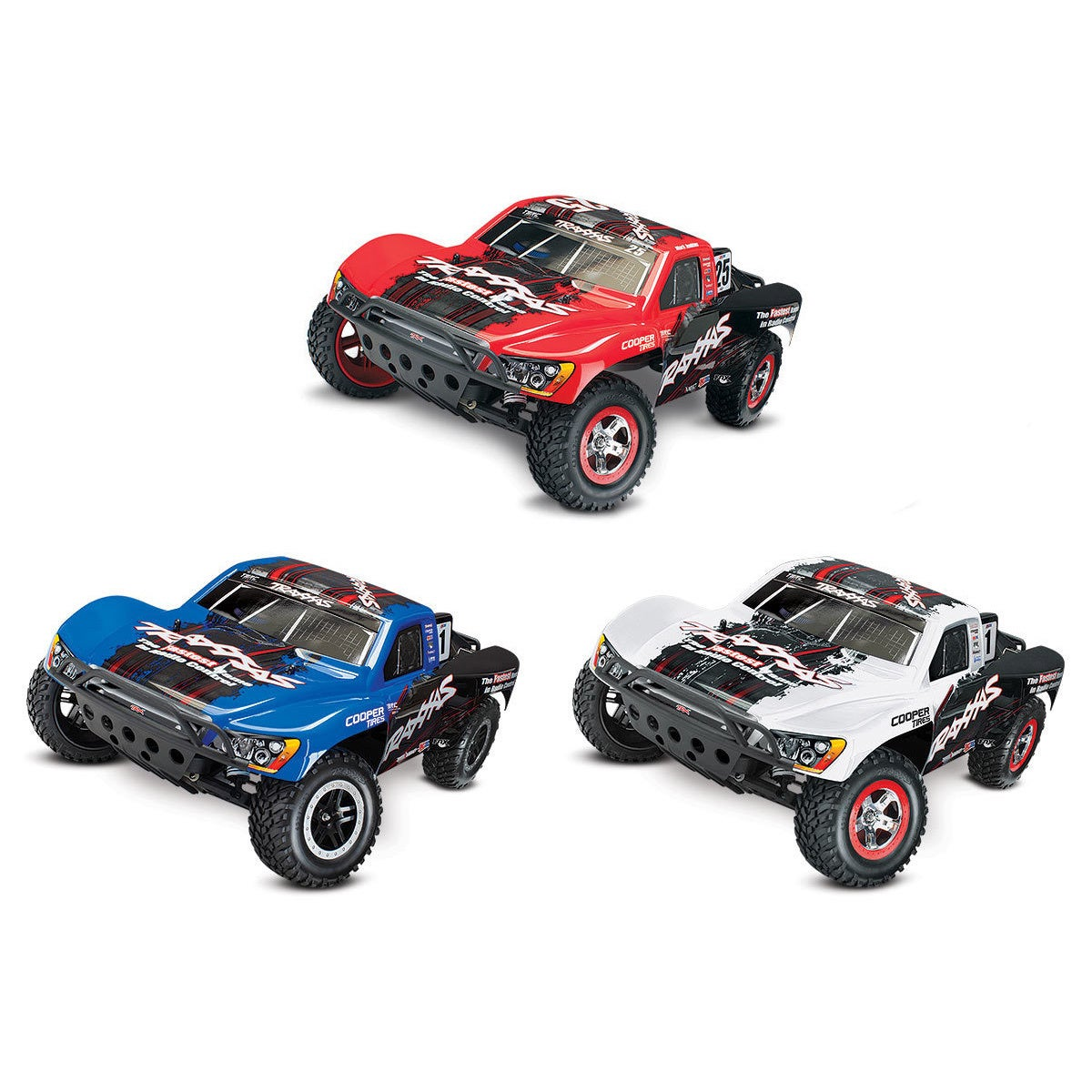 Shop Traxxas Slash 0 1 58034-2 2WD Electric Monster Truck with On
