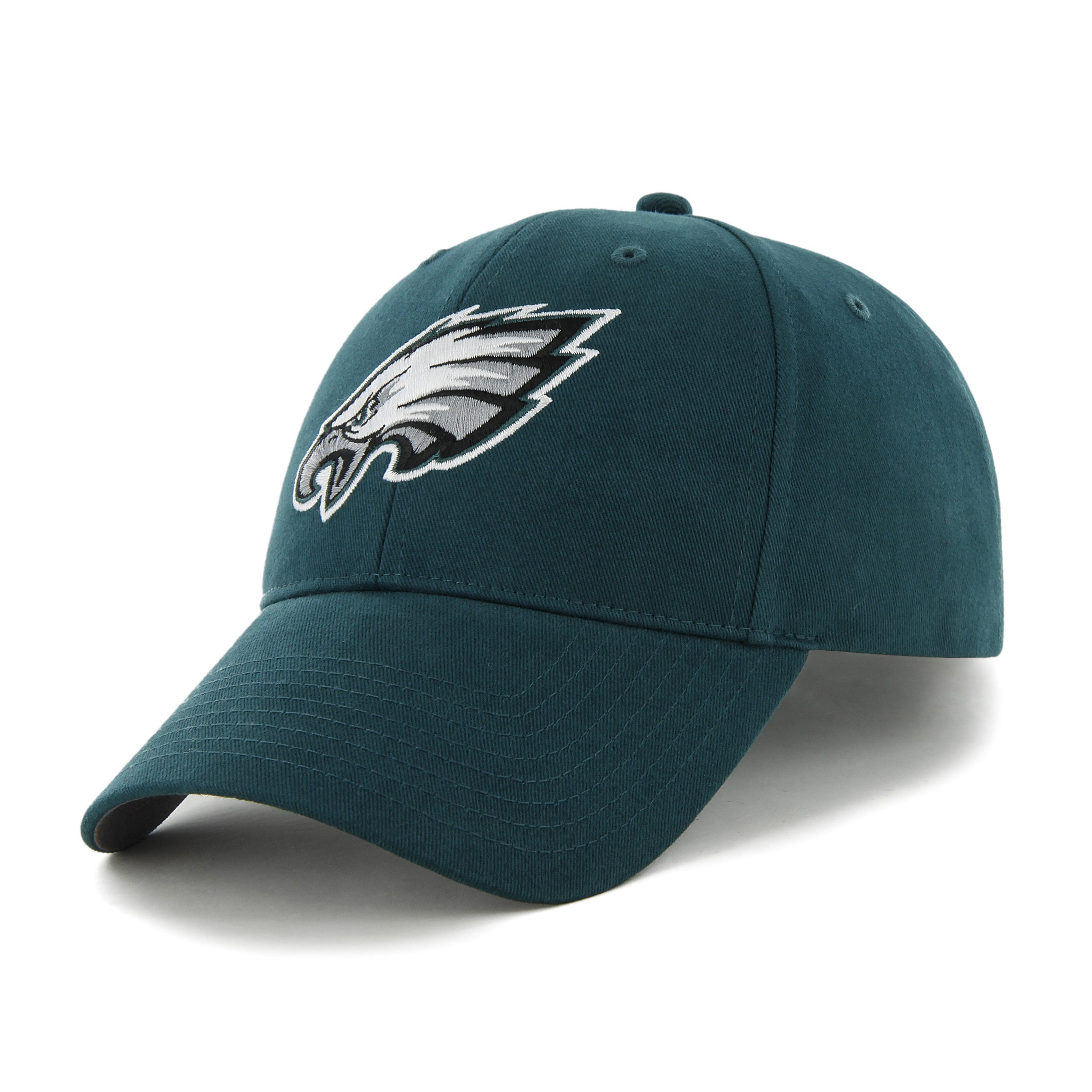 3cbd37901c58b Shop 47 Brand Philadelphia Eagles NFL Basic Hook and Loop Hat - Free  Shipping On Orders Over  45 - Overstock - 10949091