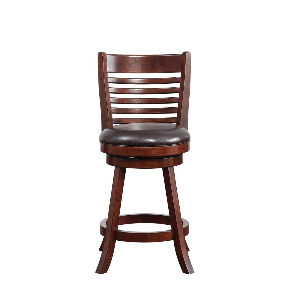 Shop 24 inch tierra swivel counter stool free shipping today overstock com 10949193