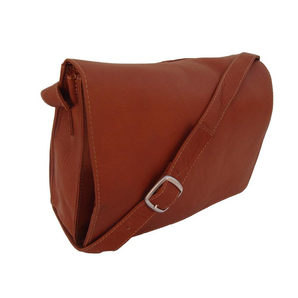 c78eef3a45b Piel Large Handbag With Organizer