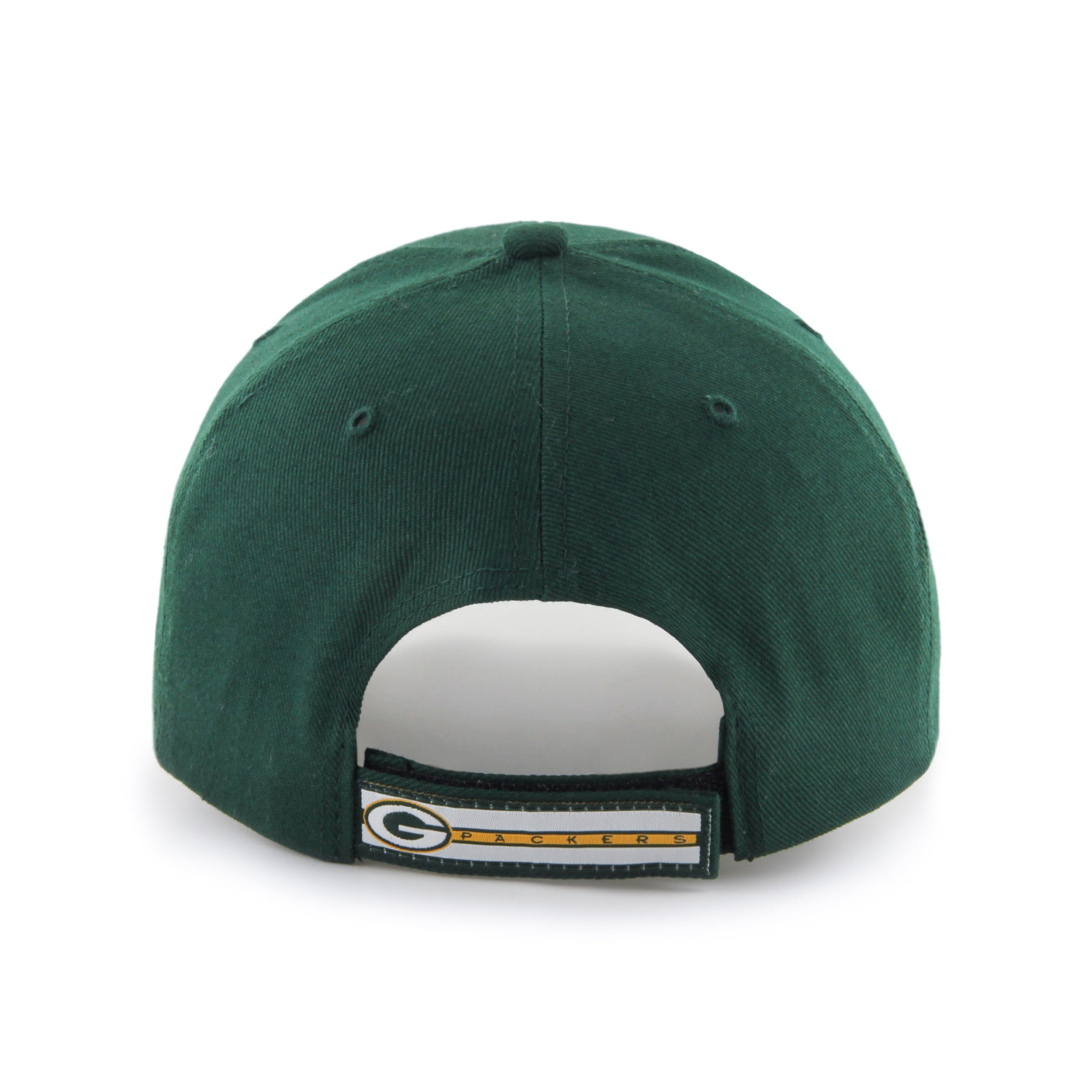cc751174 47 Brand Green Bay Packers NFL Forest Hook and Loop Hat