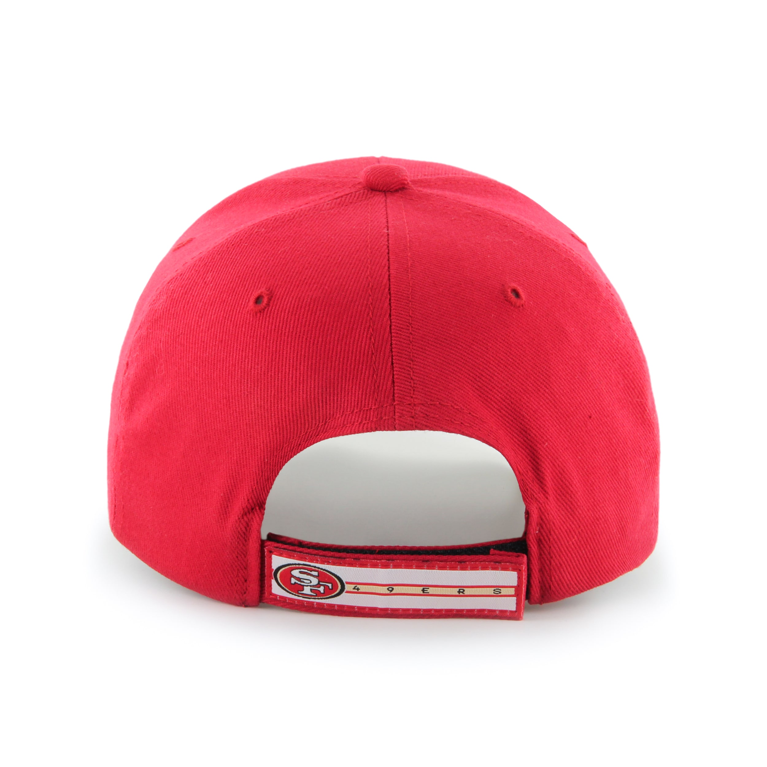low priced 6bf44 da5cd Shop 47 Brand San Francisco 49ers NFL Forest Hook and Loop Hat - Free  Shipping On Orders Over  45 - Overstock - 10957833