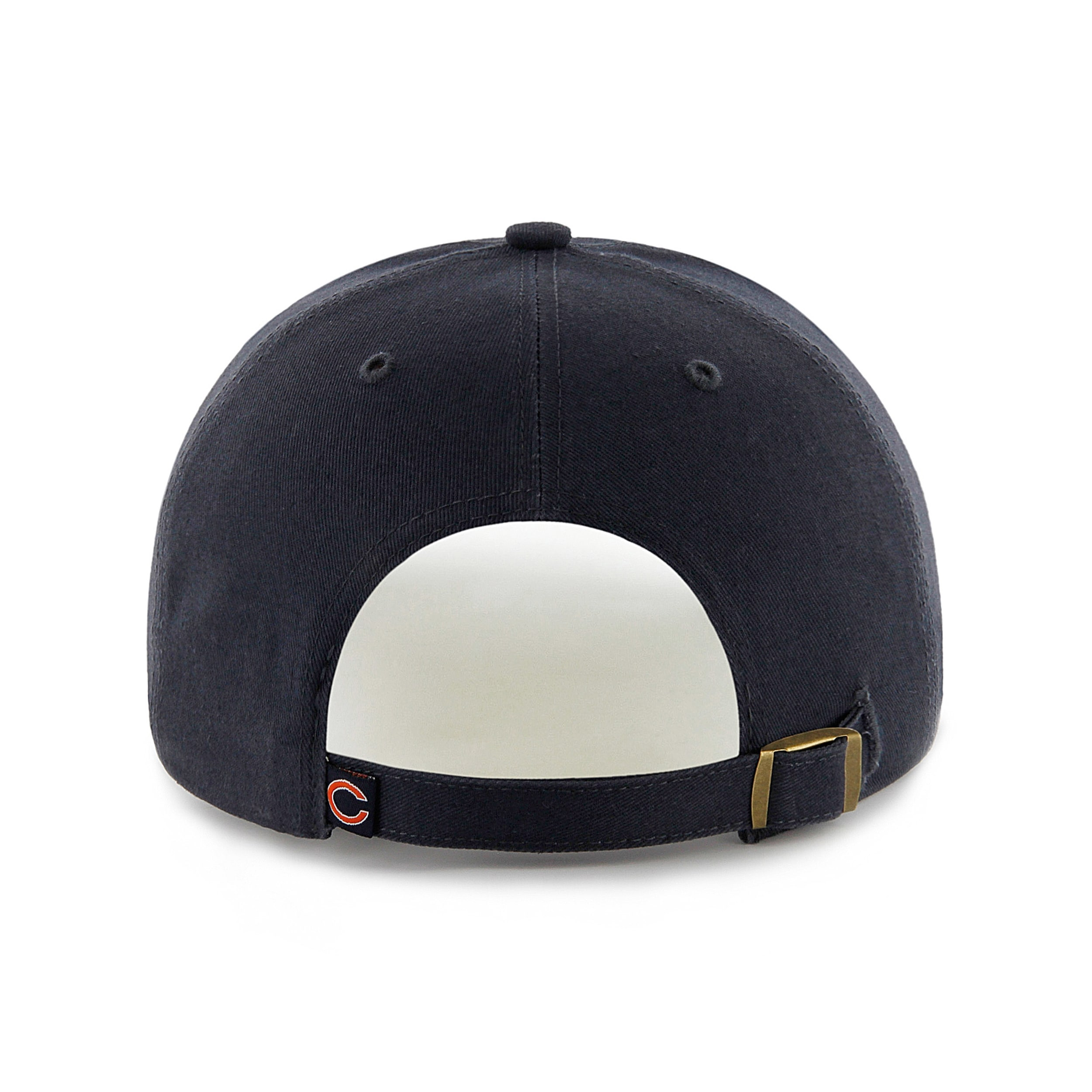 47c976b464052 Shop 47 Brand Chicago Bears NFL Clean Up Hat - Free Shipping On Orders Over   45 - Overstock - 10957845