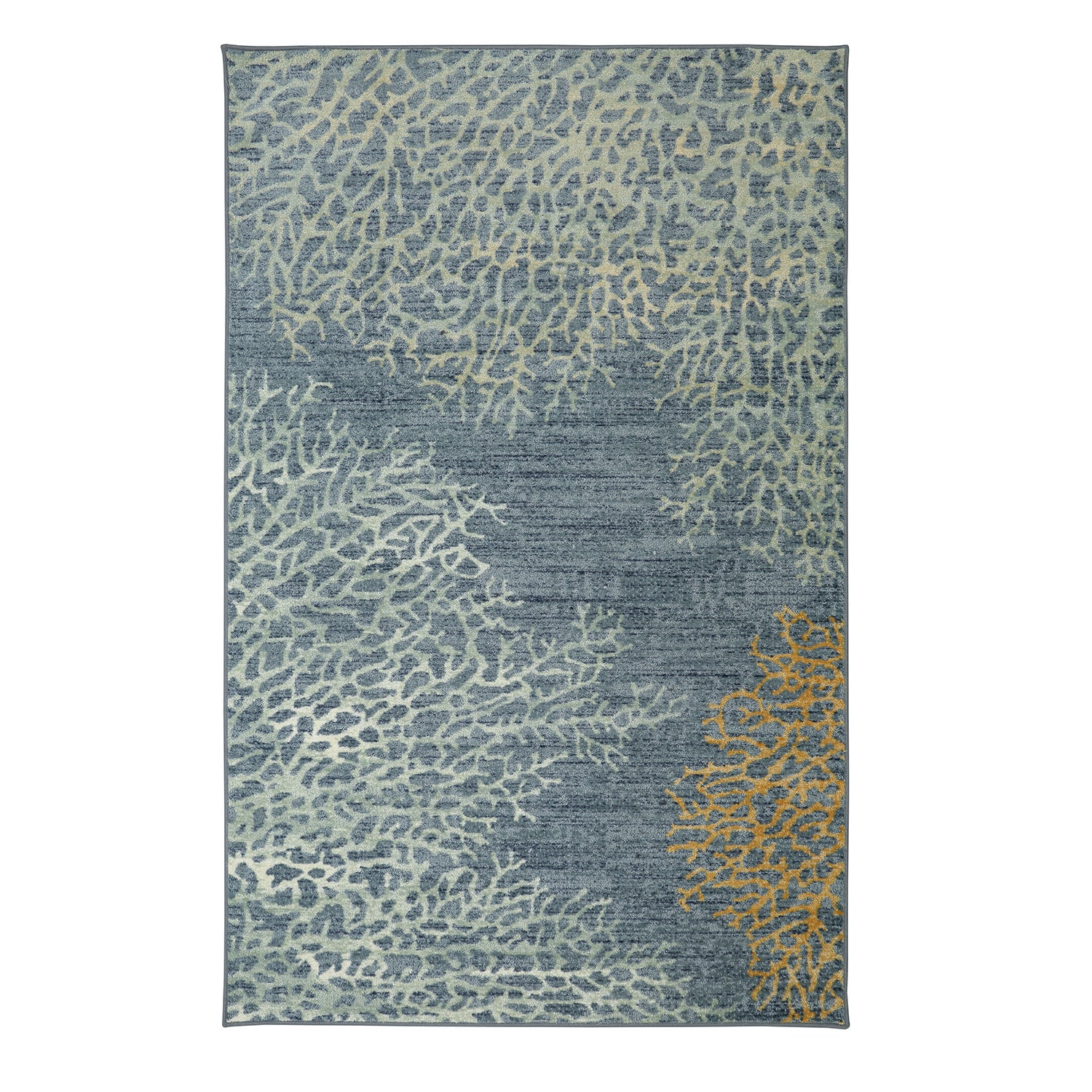 Havenside Home Kennebunkport Coral Reef Area Rug 7 6 x 10 Free