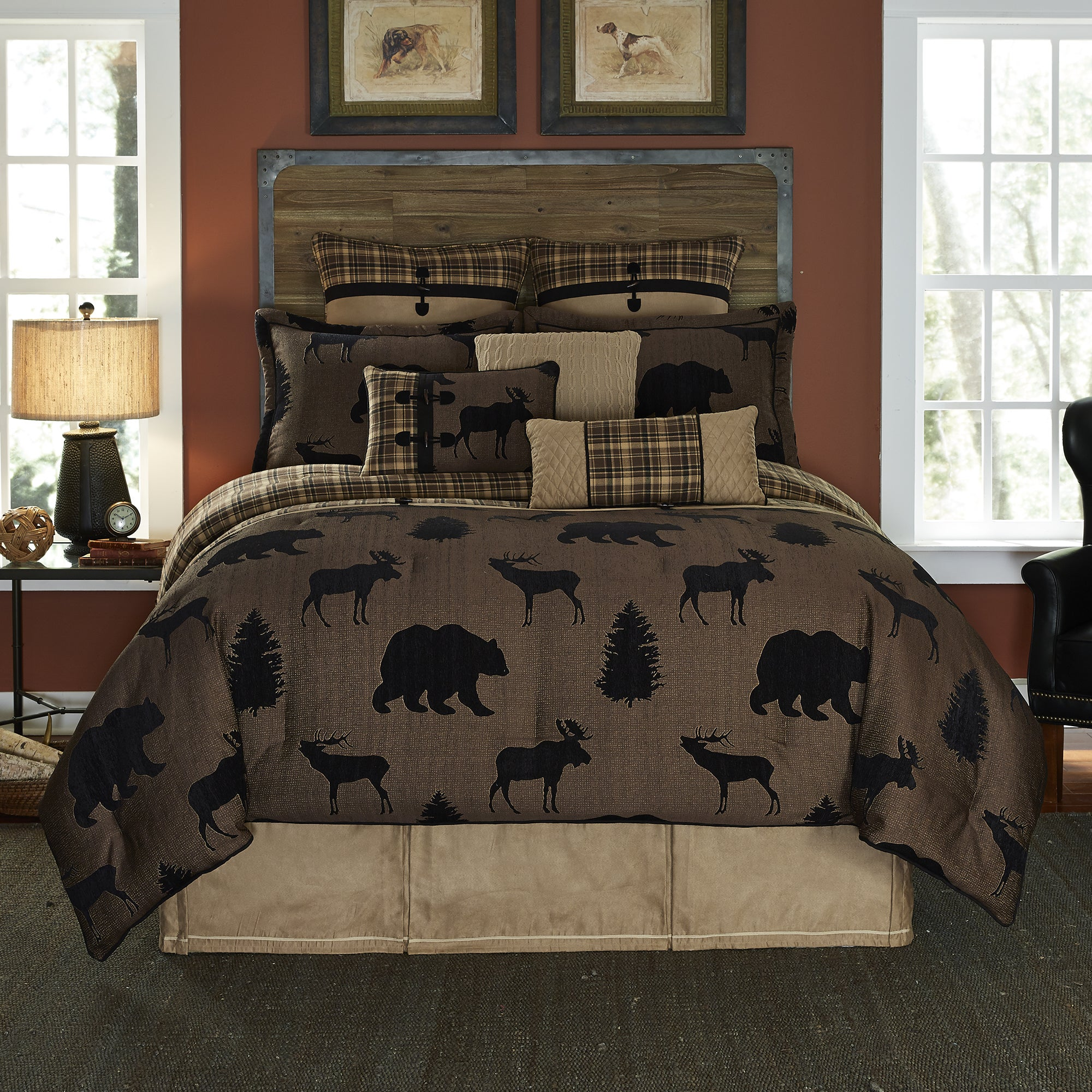 huts style decorate bedding lodge touch cookwithalocal cabin class home image cabins of inside comforters rustic