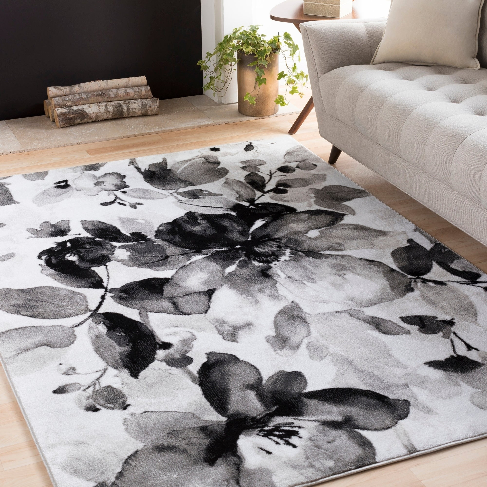 Shop Kemi Area Rug - 3'9 x 5'2 - On Sale - Free Shipping Today ... Ideas For Kitchen Cabinets Cream E A Html on