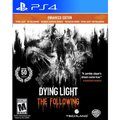Dying Light: Following Enhanced Edition-For PS4