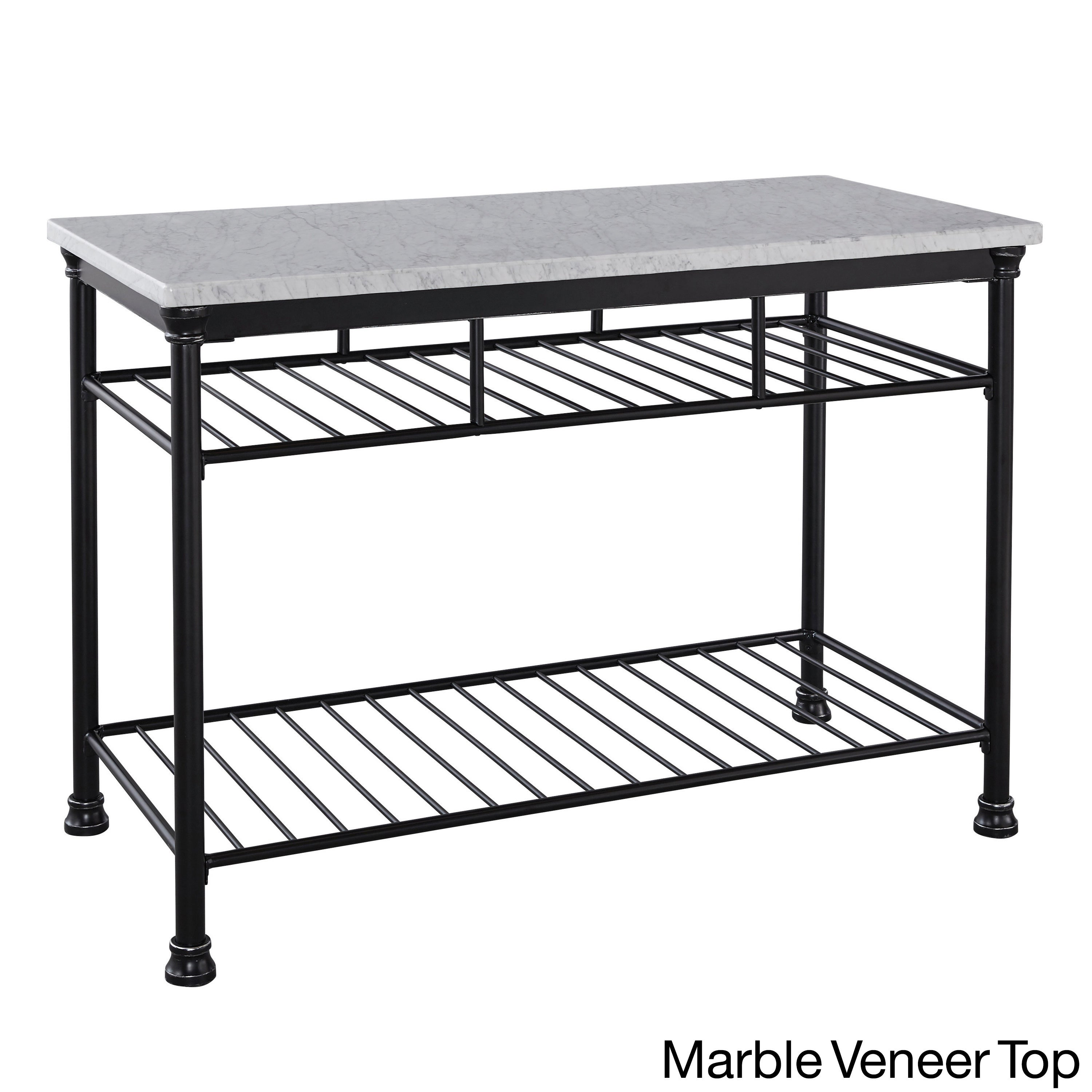 The Gray Barn Cranberry Field Kitchen Island Free Shipping Today