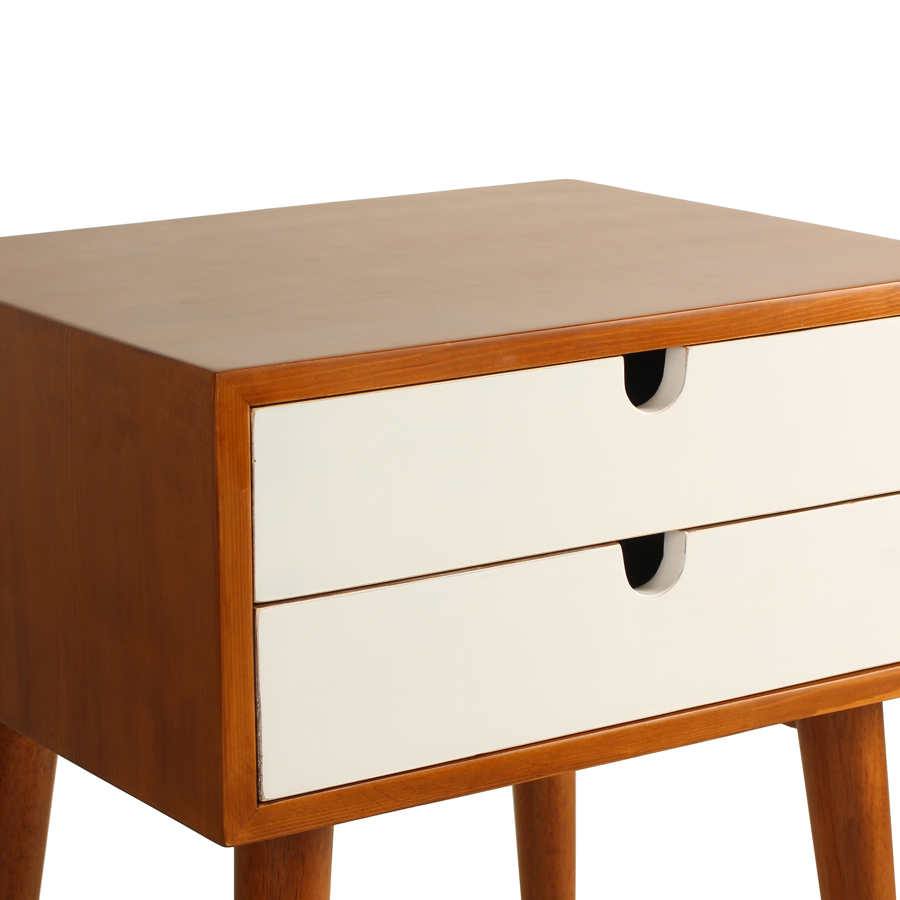 com mission chairside dp end table living room drawer leick medium coffee side furniture amazon