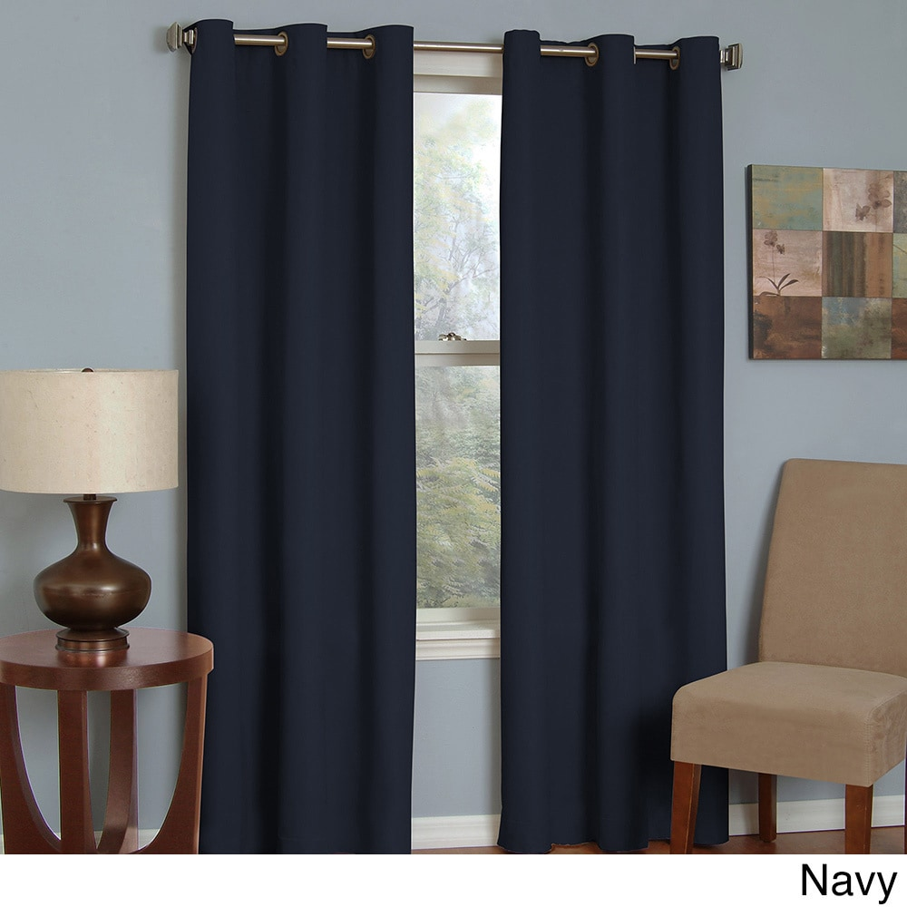 window blue meridian eclipse p length curtains panel curtain blackout drapes river in
