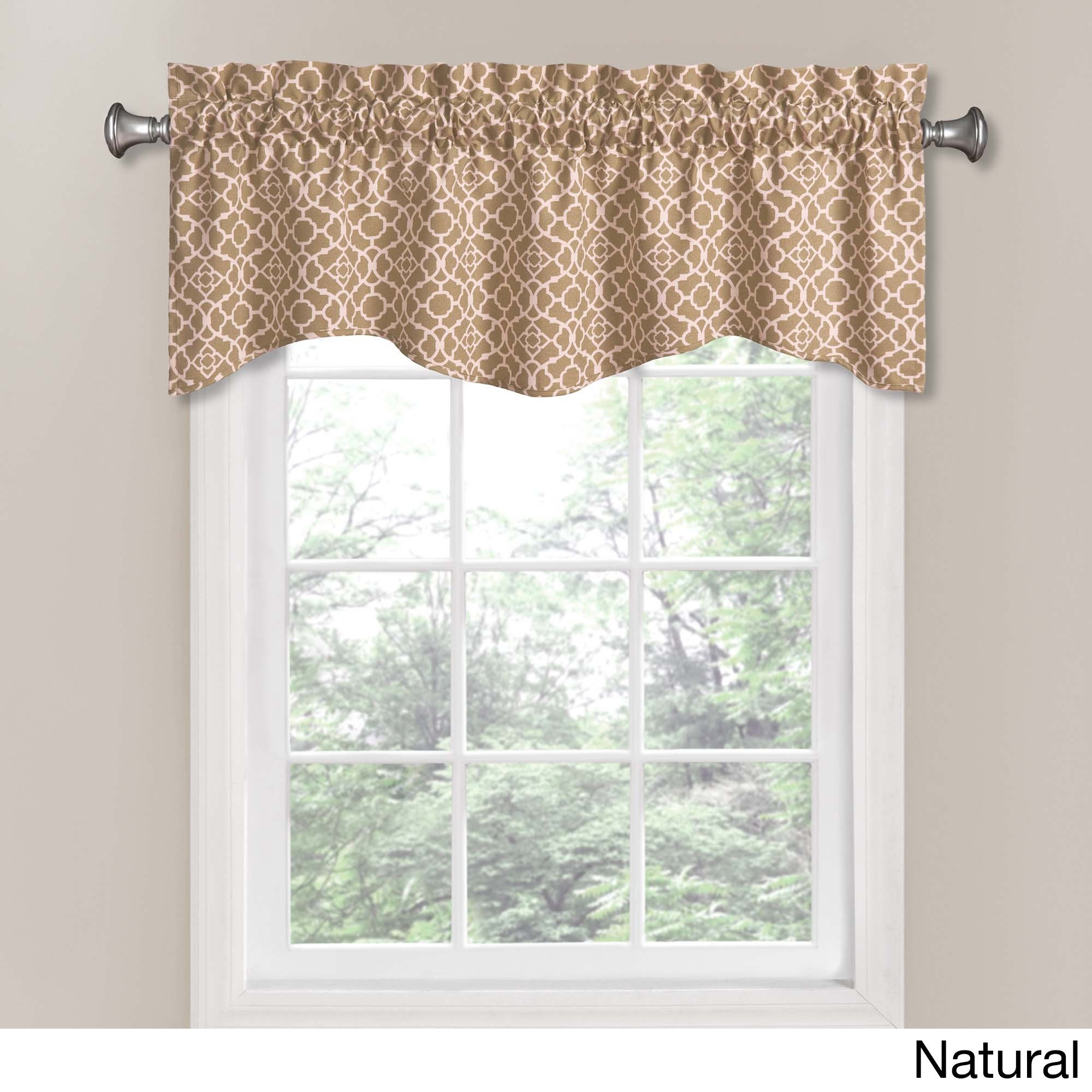 chocolate create size pleasurable white navy prominent jacquard texture brown valance elegant full beautiful superior and tuck black an ii room coloured treatments western using by brow gold valances with cur a alluring breathtaking dark windows contrast curtains dining for portia window of scarves