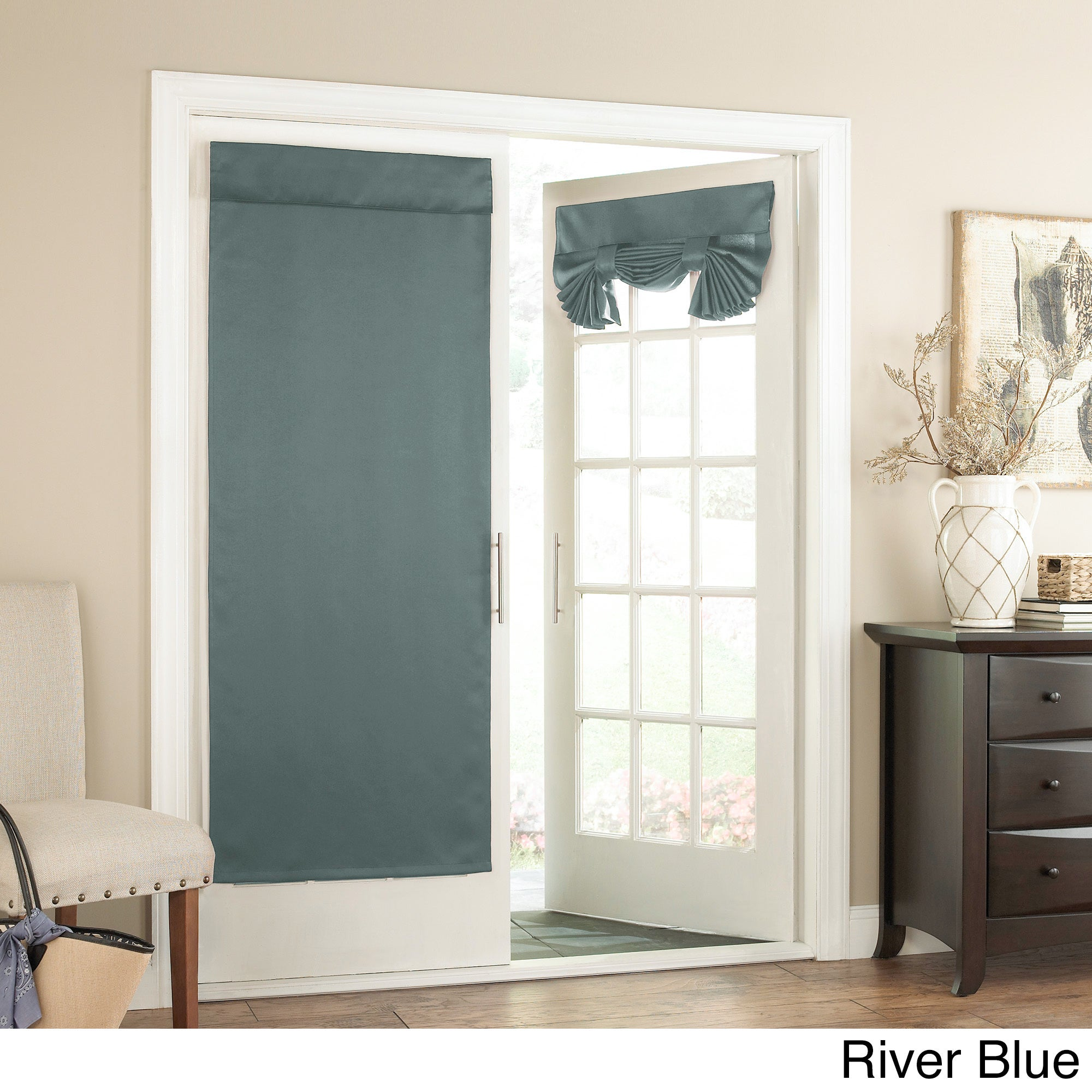 Shop Eclipse Tricia Window Door Panel   26X68   Free Shipping On Orders  Over $45   Overstock.com   11007251