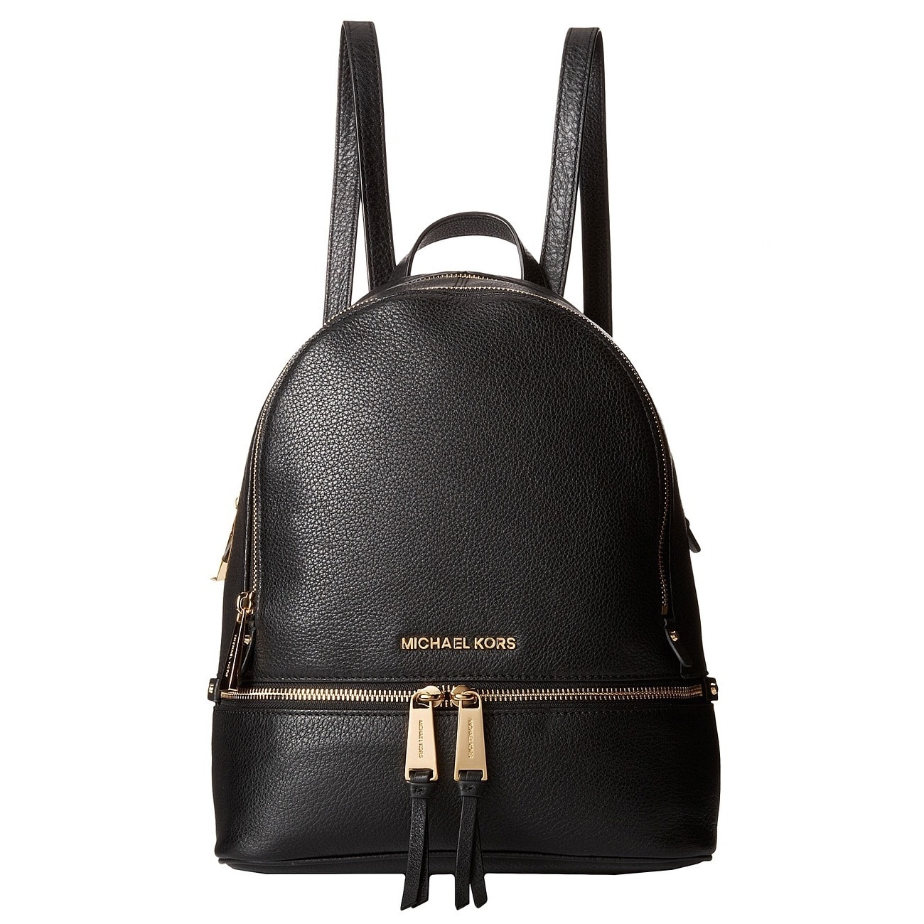 899409612c26 Shop Michael Kors Rhea Small Leather Backpack - Free Shipping Today ...