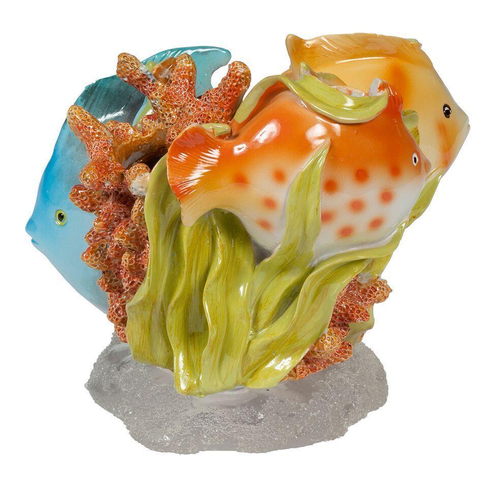 Shop Rainbow Fish Bathroom Accessory Set - Free Shipping On Orders ...
