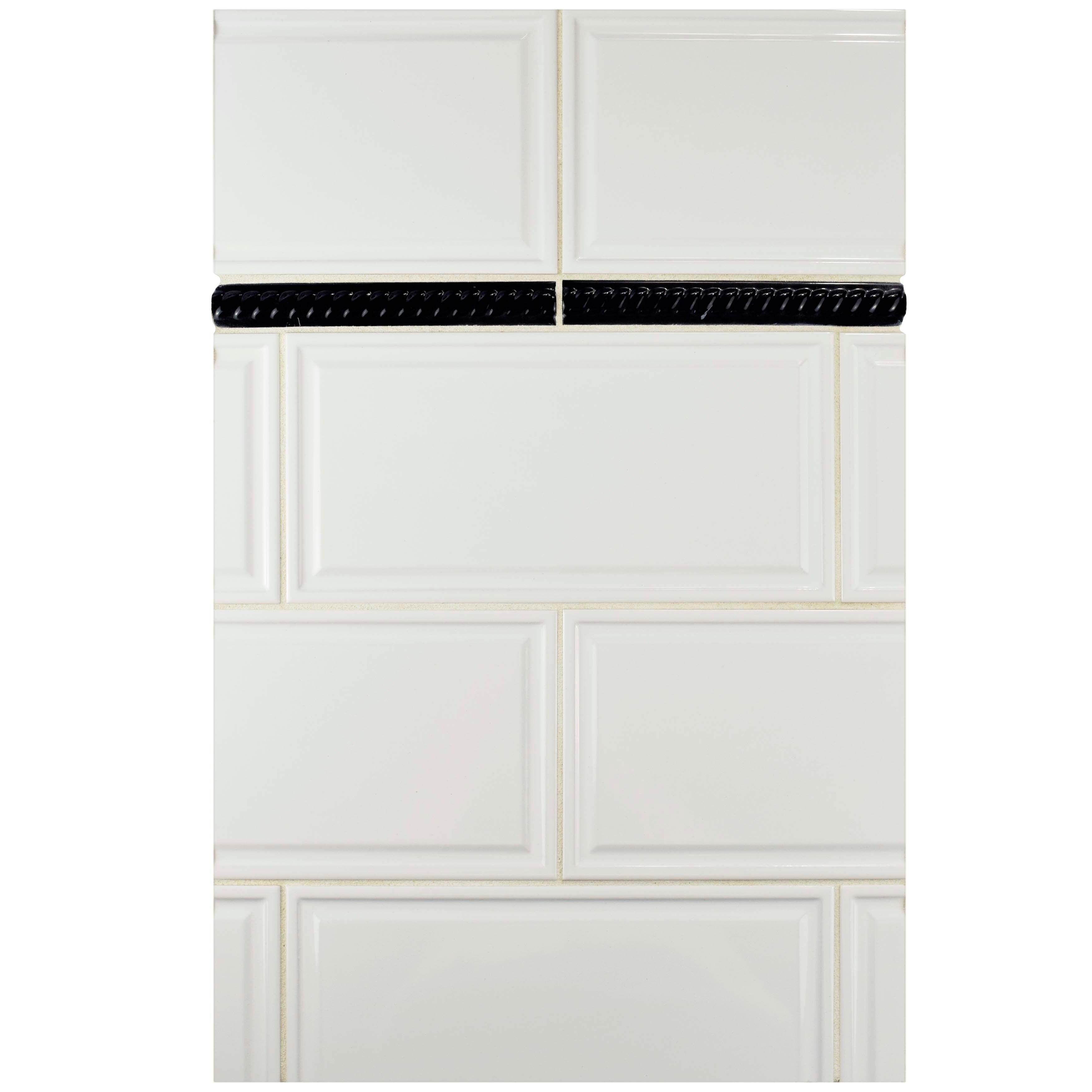 Somertile 6x12 inch dobladillo white ceramic wall tile case of 22 somertile 6x12 inch dobladillo white ceramic wall tile case of 22 free shipping today overstock 18037114 dailygadgetfo Choice Image