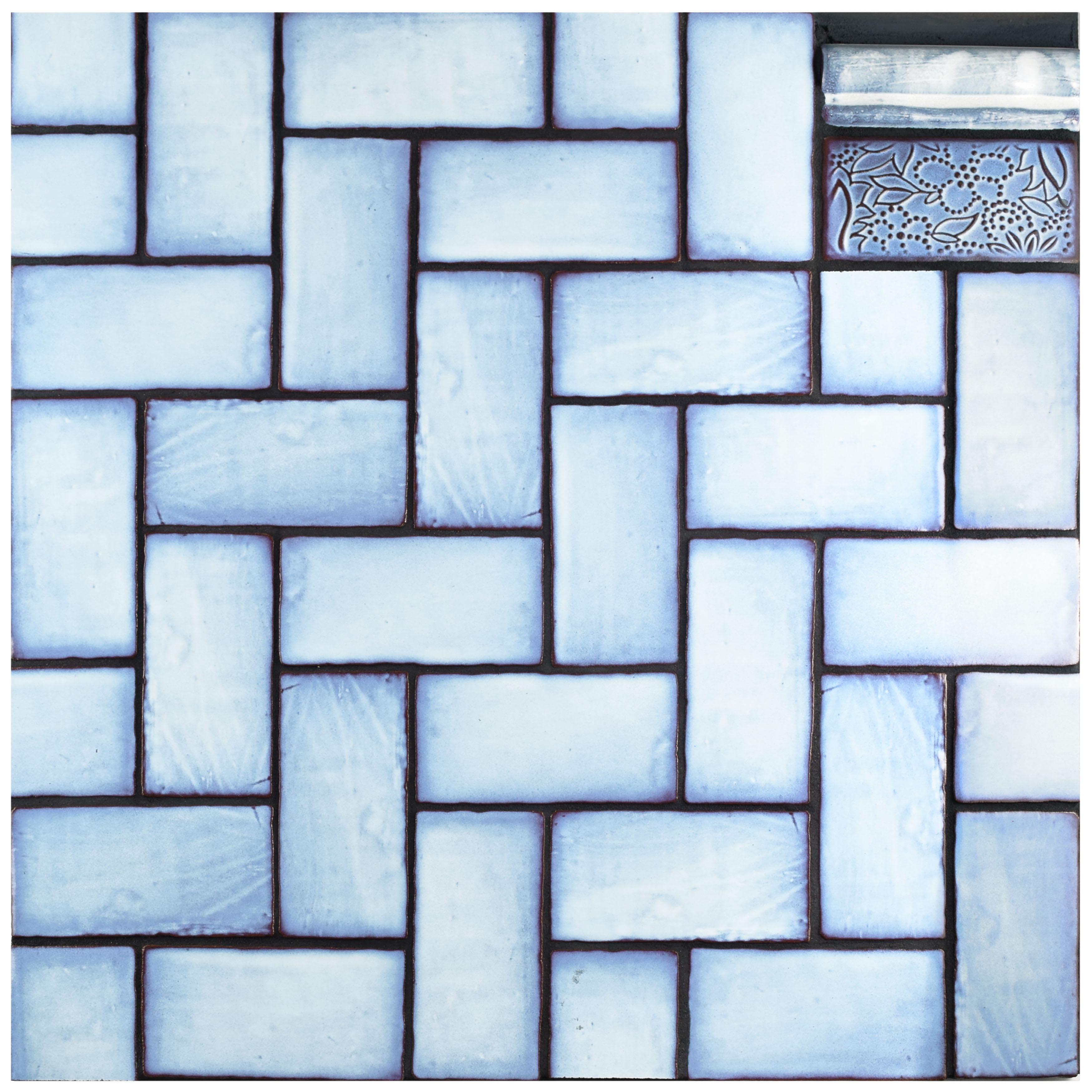 Shop SomerTile 3x6-inch Antiguo Special Via Lactea Ceramic Wall Tile ...