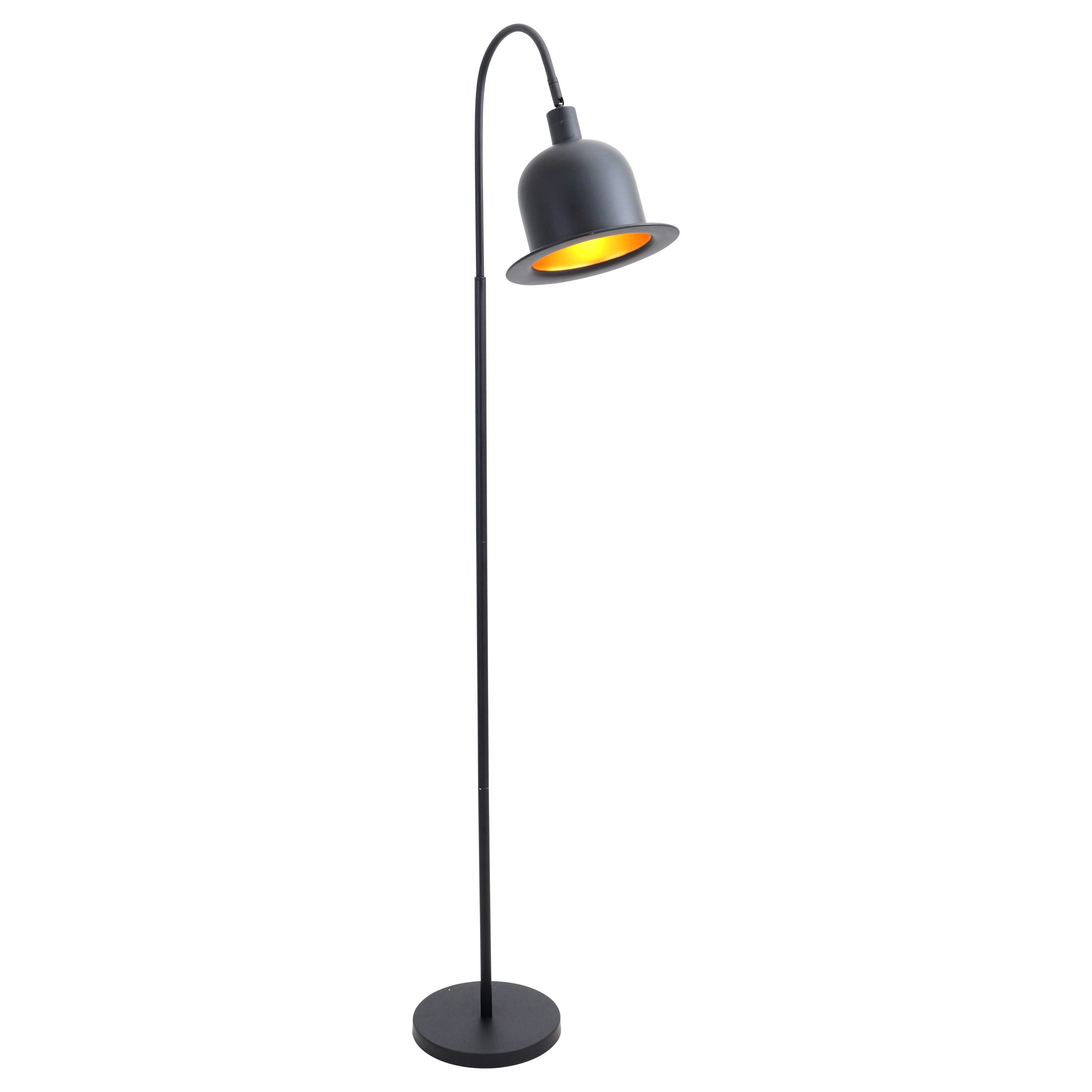 Charlie Mid Century Modern Floor Lamp On Free Shipping Today 11036844