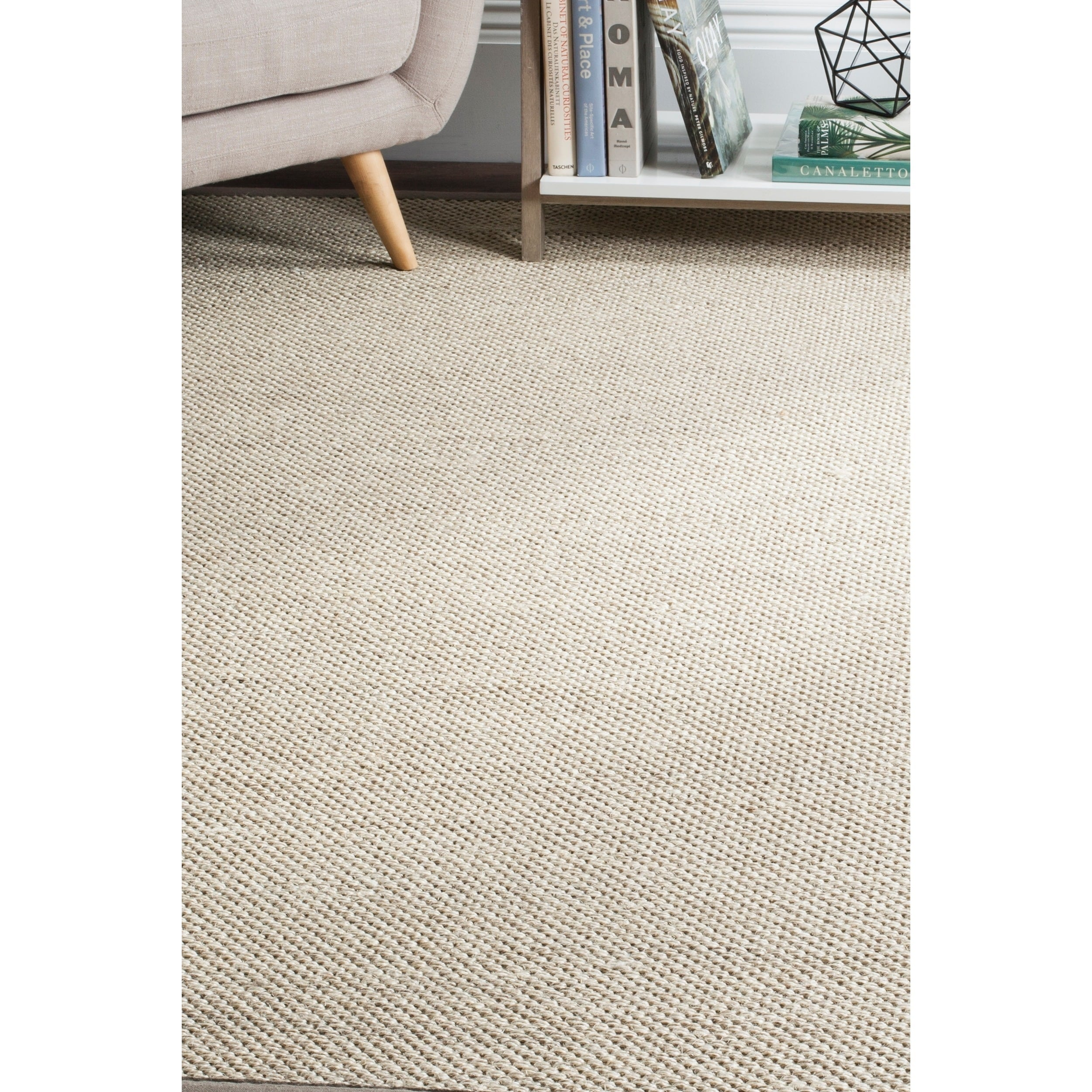 Safavieh Casual Natural Fiber Marble Khaki Sisal Area Rug 8 X 10 On Free Shipping Today Com 11041149