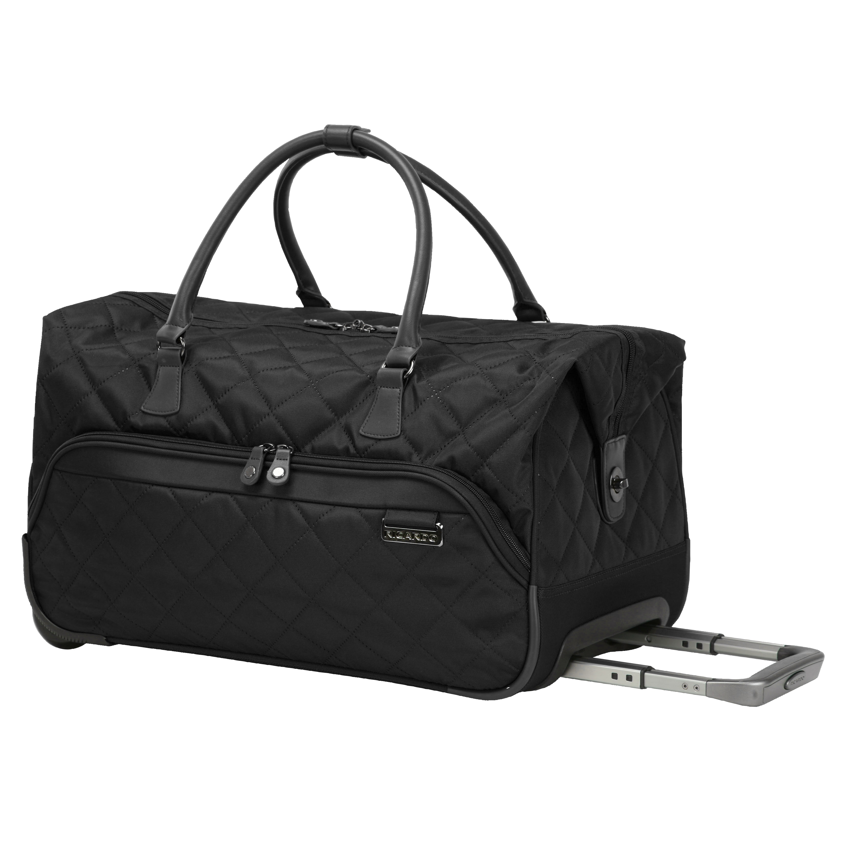 01ab50cf91 Shop Ricardo Beverly Hills Carmel 20-inch Carry-on Rolling City Duffel Bag  - Free Shipping Today - Overstock - 11041367
