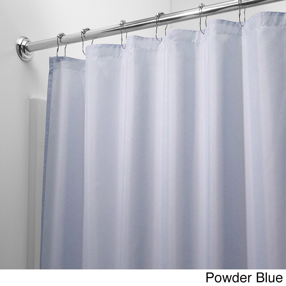 Shop Mildew-free Water-repellent Fabric Shower Curtain Liner - On ...