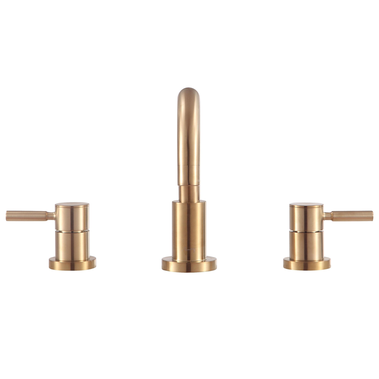 Shop Avanity Positano 8-inch Widespread Bath Faucet - Free Shipping ...