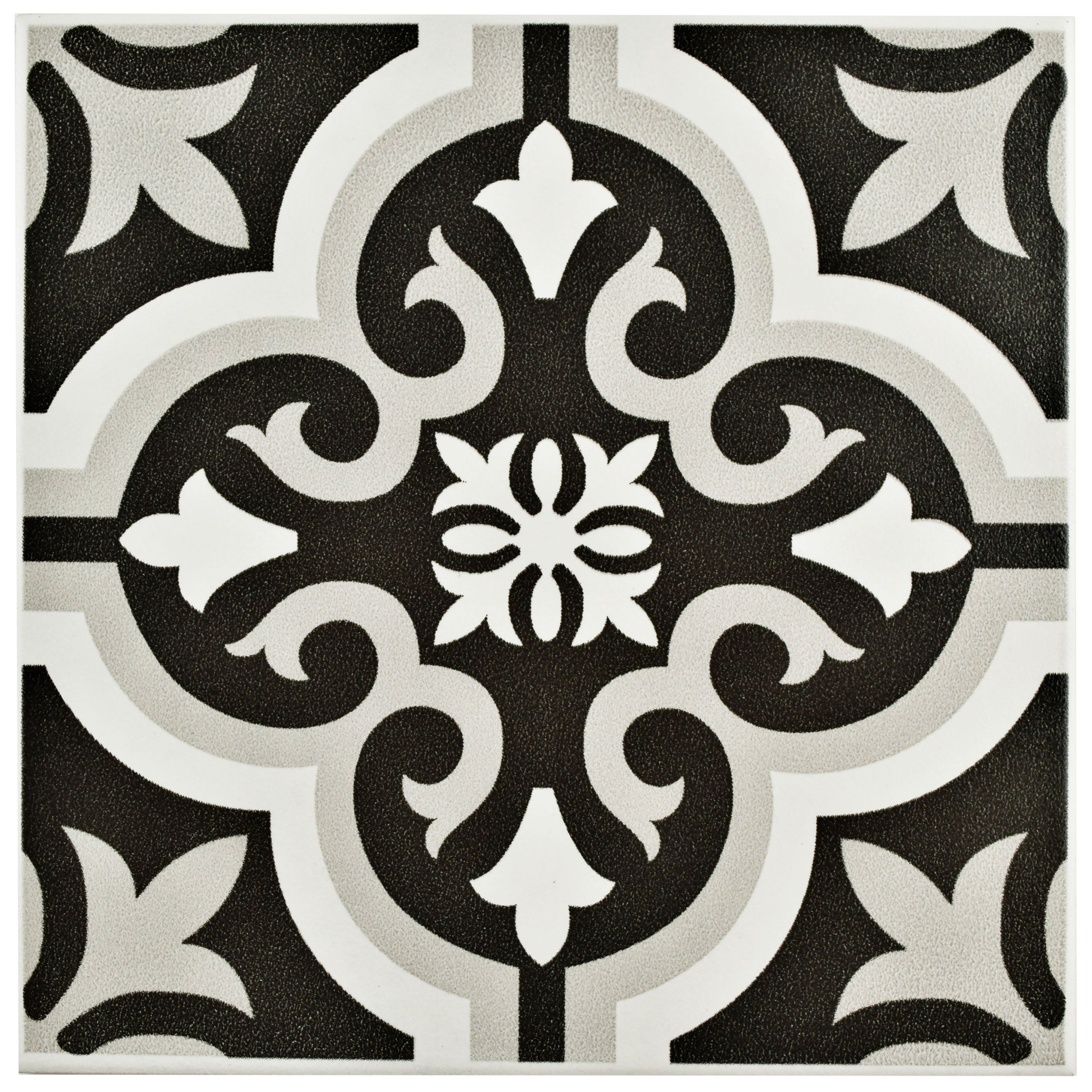Shop Somertile 775x775 Inch Cavado Classic Ceramic Floor And Wall