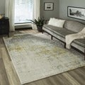 Momeni Luxe Gold Rug (7'10 X 9'10)