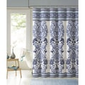 VCNY Maya 100 Cotton Shower Curtain
