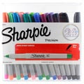Sharpie Ultra Fine Point Assorted Ink Permanent Markers (Pack of 24)