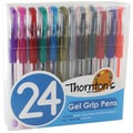 Thornton's Art Supply Premium Assorted Color Gel Pens (Set of 24)
