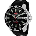 Seapro Men's SP8310 Scuba Dragon Limited Edition Round Black Silicone Strap Watch