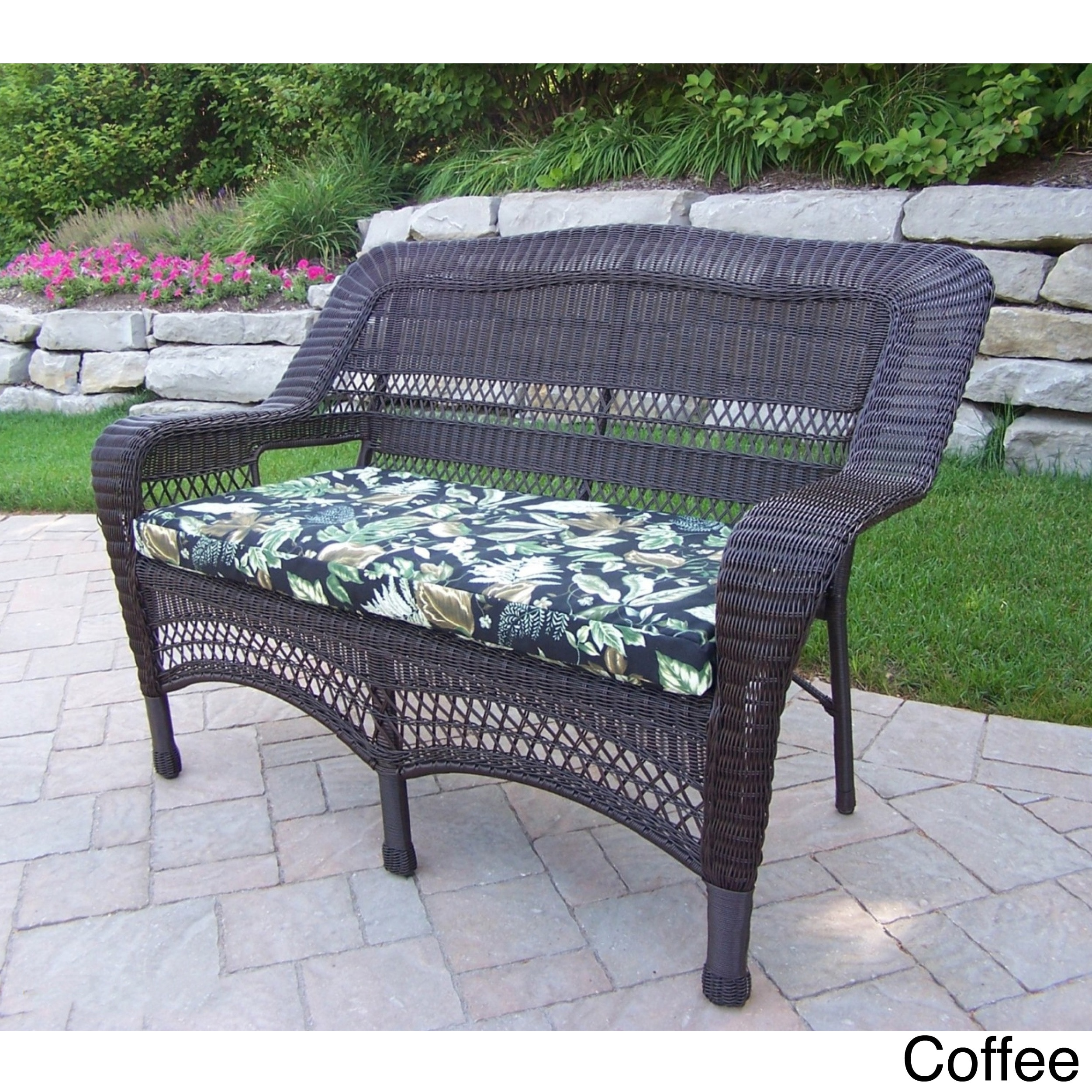 furniture com living resin oakland uyqmgl sets dp loveseat and wicker patio natural amazon garden outdoor