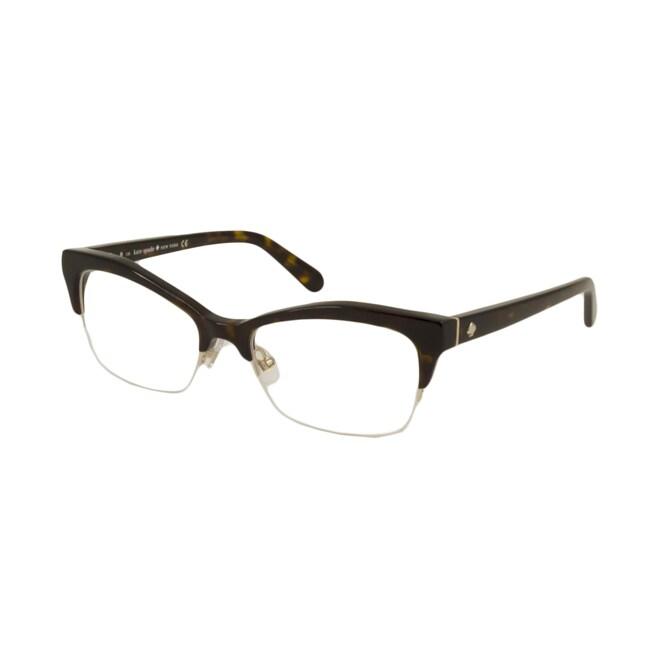 a67f2ee118 Shop kate spade womens lyssa cat eye optical frames free shipping today jpg  650x650 Gold lyssa