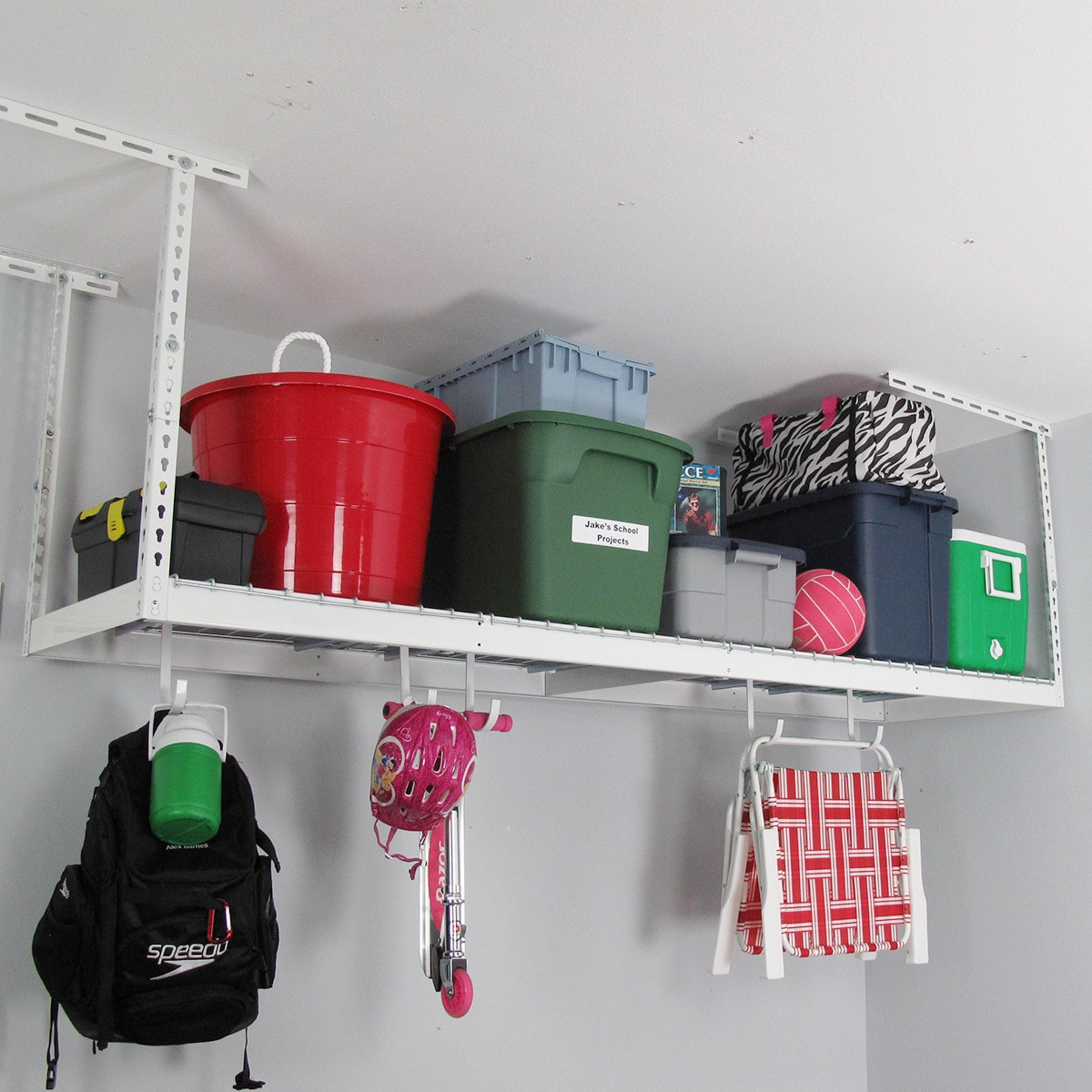 storage two pack online garage f hook overhead accessory x kit exp piece combo image members ft costco saferacks off deluxe deal racks