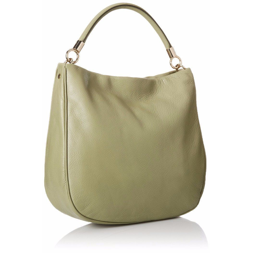 Marc Jacobs Too Hot To Handle Light Rosemary Leather Hobo Handbag On Free Shipping Today 11099282