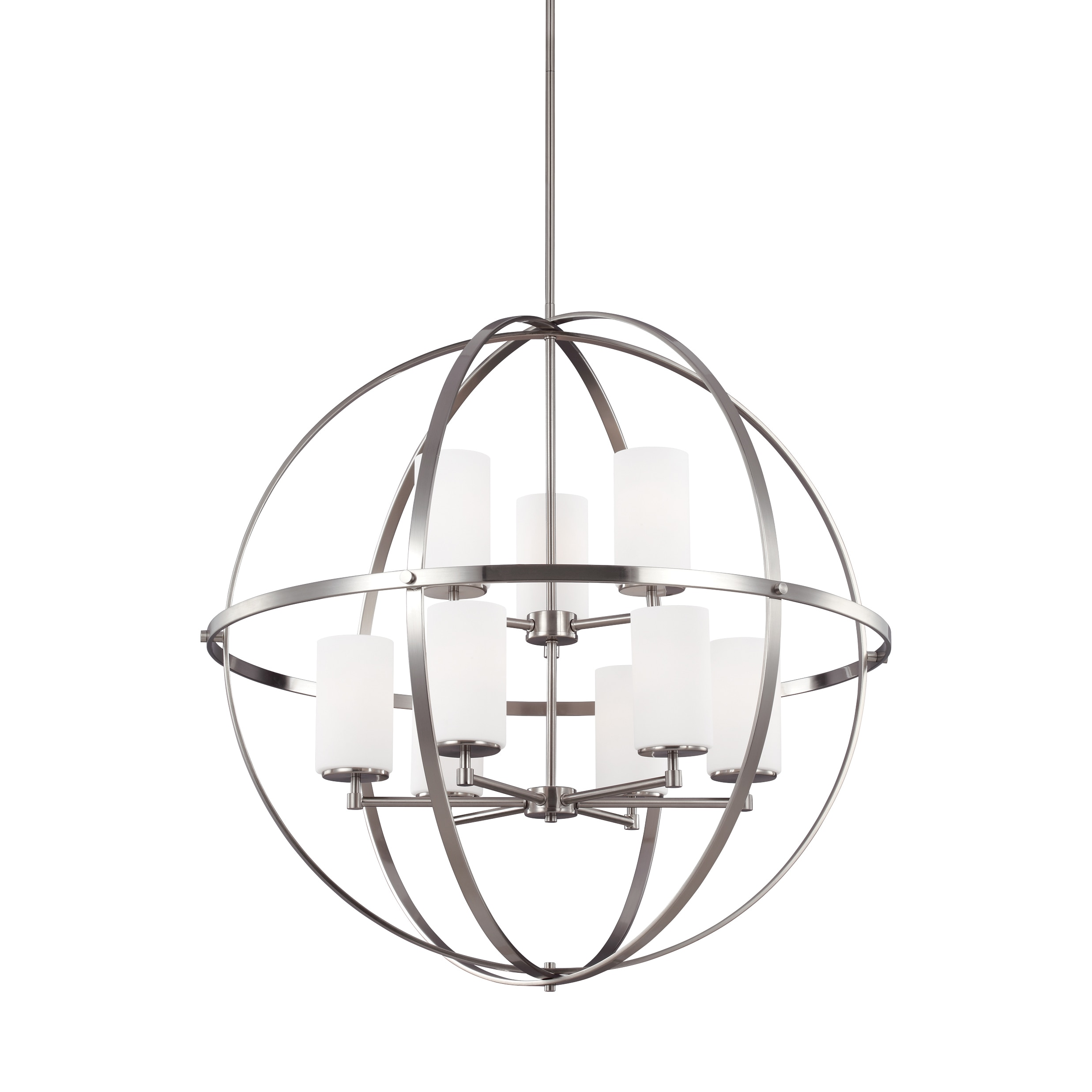 indoor industrial nickel finish products chandelier x w brushed h collection sonoma