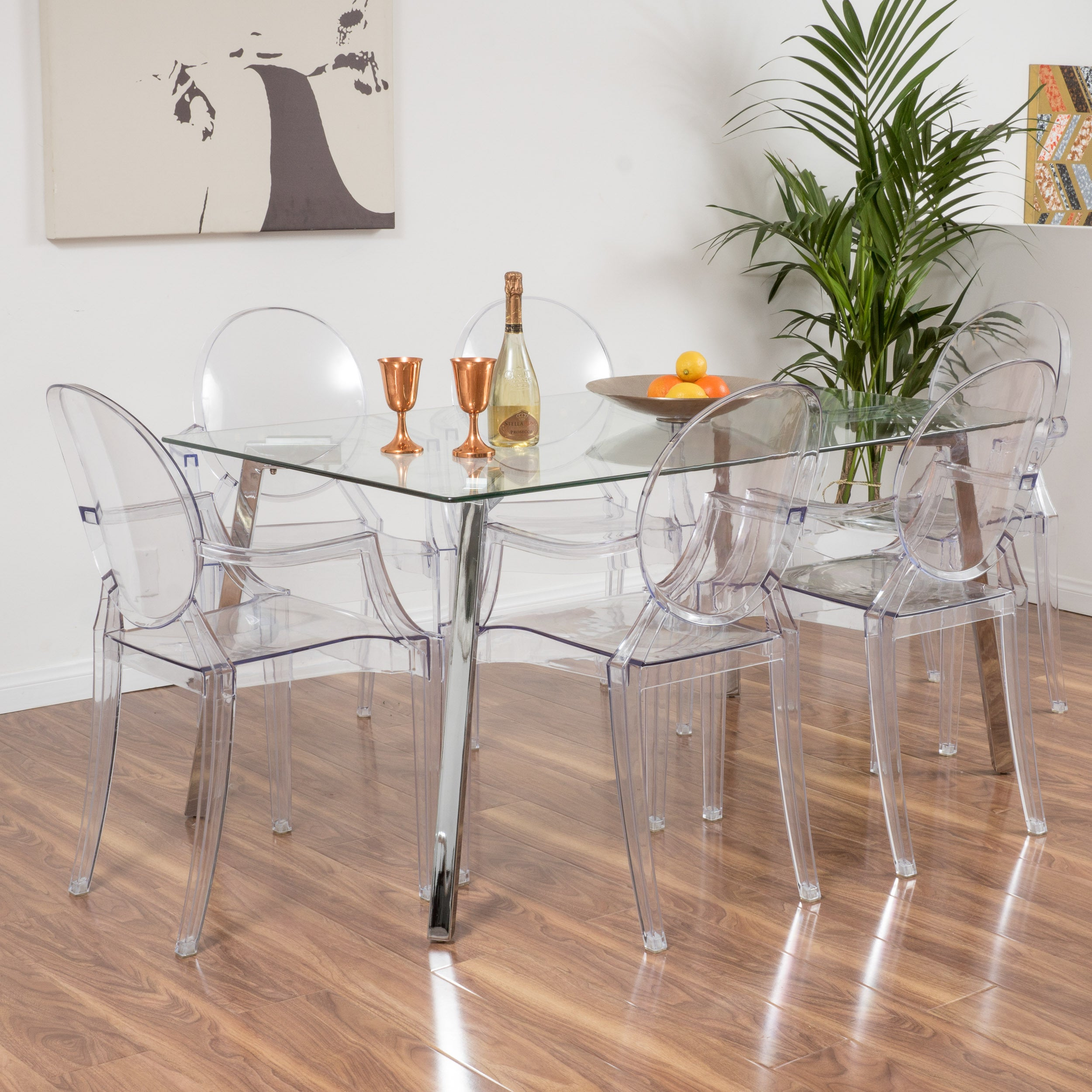 Sabatay tempered glass rectangle dining table only by christopher sabatay tempered glass rectangle dining table only by christopher knight home free shipping today overstock 18107017 watchthetrailerfo