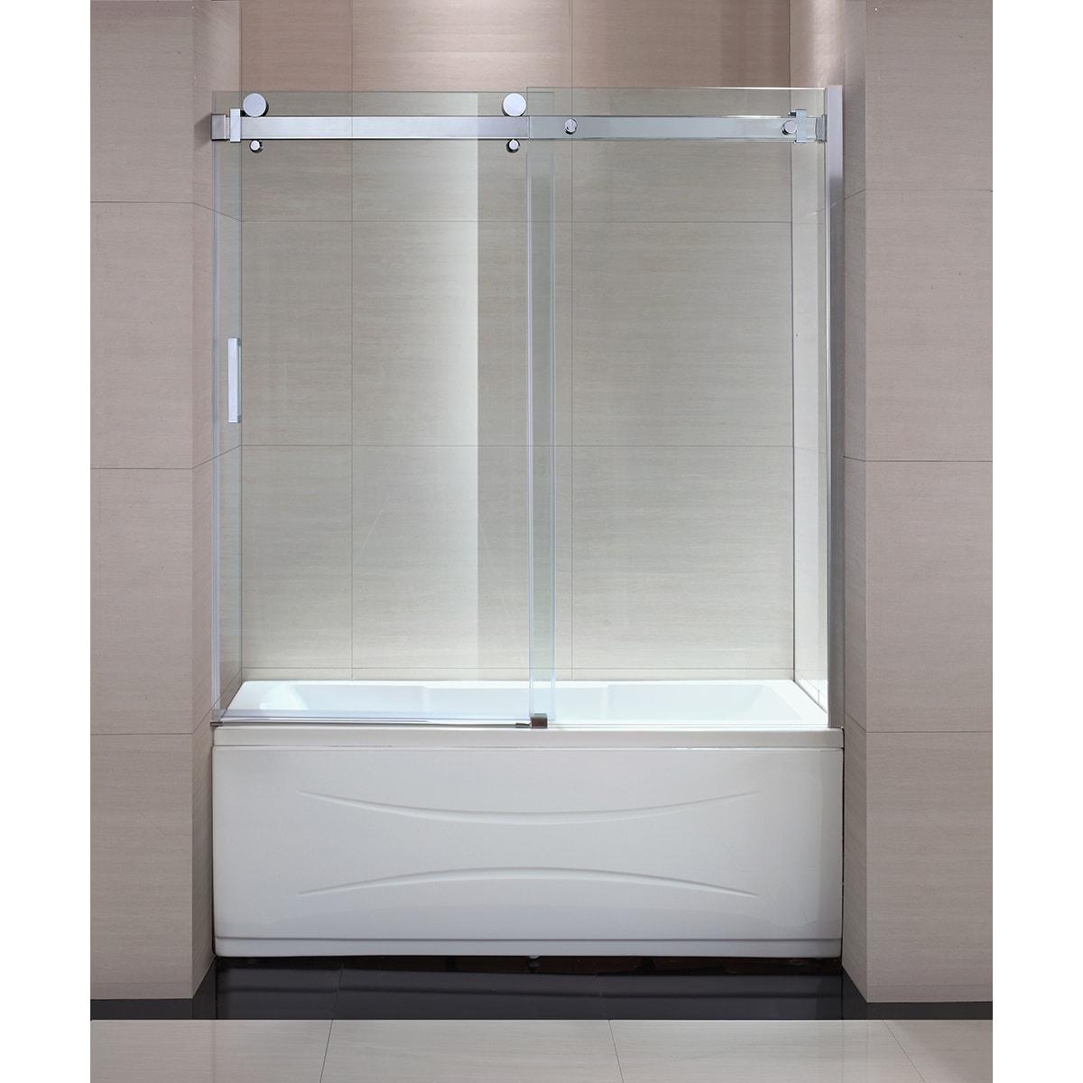 Shop Ove Decors Sierra Tub Door Free Shipping Today Overstock
