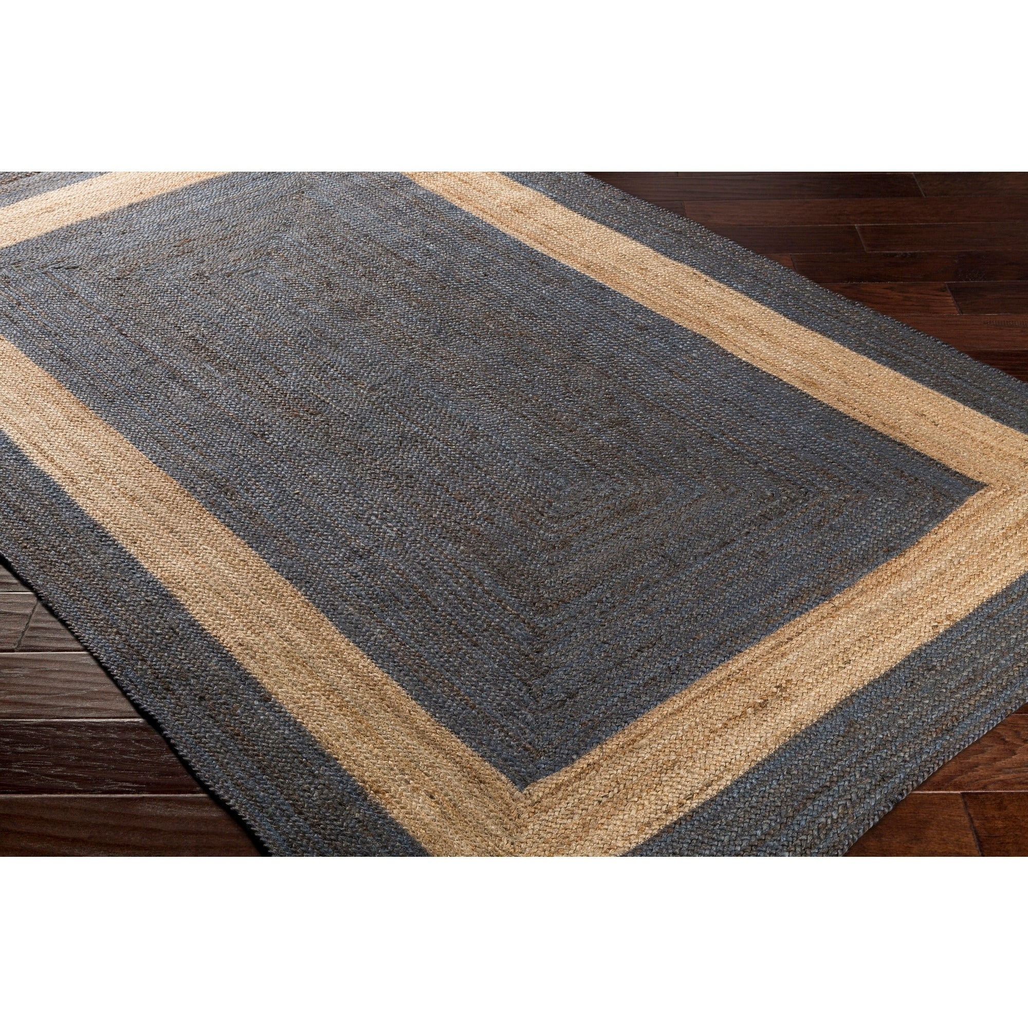 Hand Woven Canada Jute Area Rug Free Shipping On Orders Over 45 Com 11118461