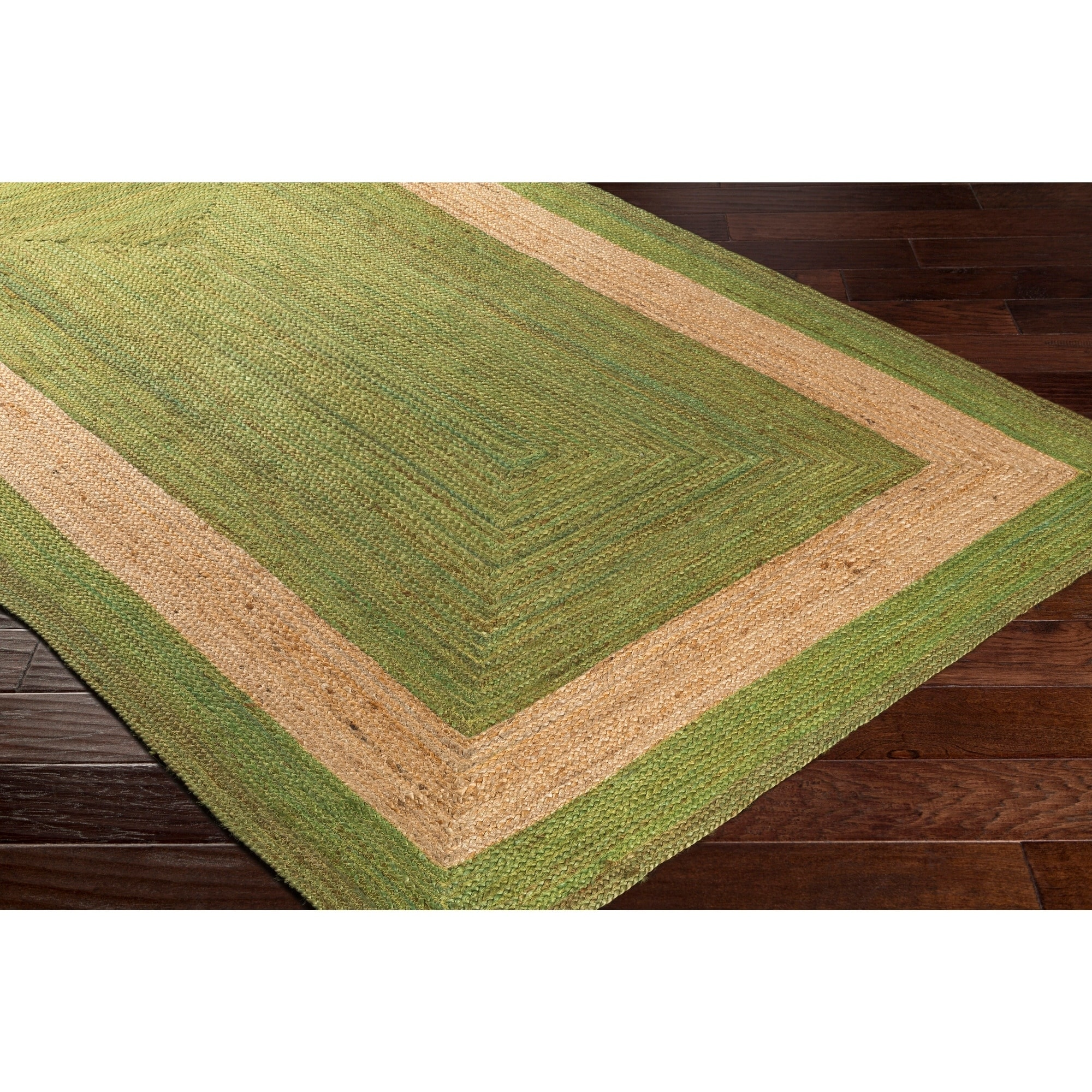 Hand Woven Canada Jute Area Rug On Free Shipping Orders Over 45 Com 11118461