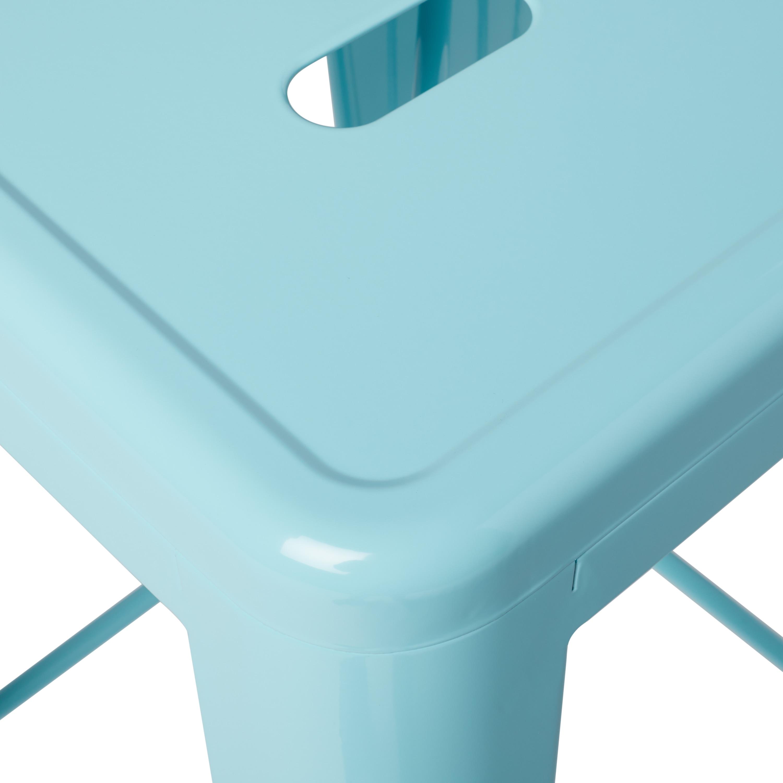 Carbon Loft Tabouret 24-inch Light Blue Counter Stool (Set of 2 ...