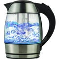 Brentwood 1.8-liter Electric Cordless Kettle with Tea Infuser