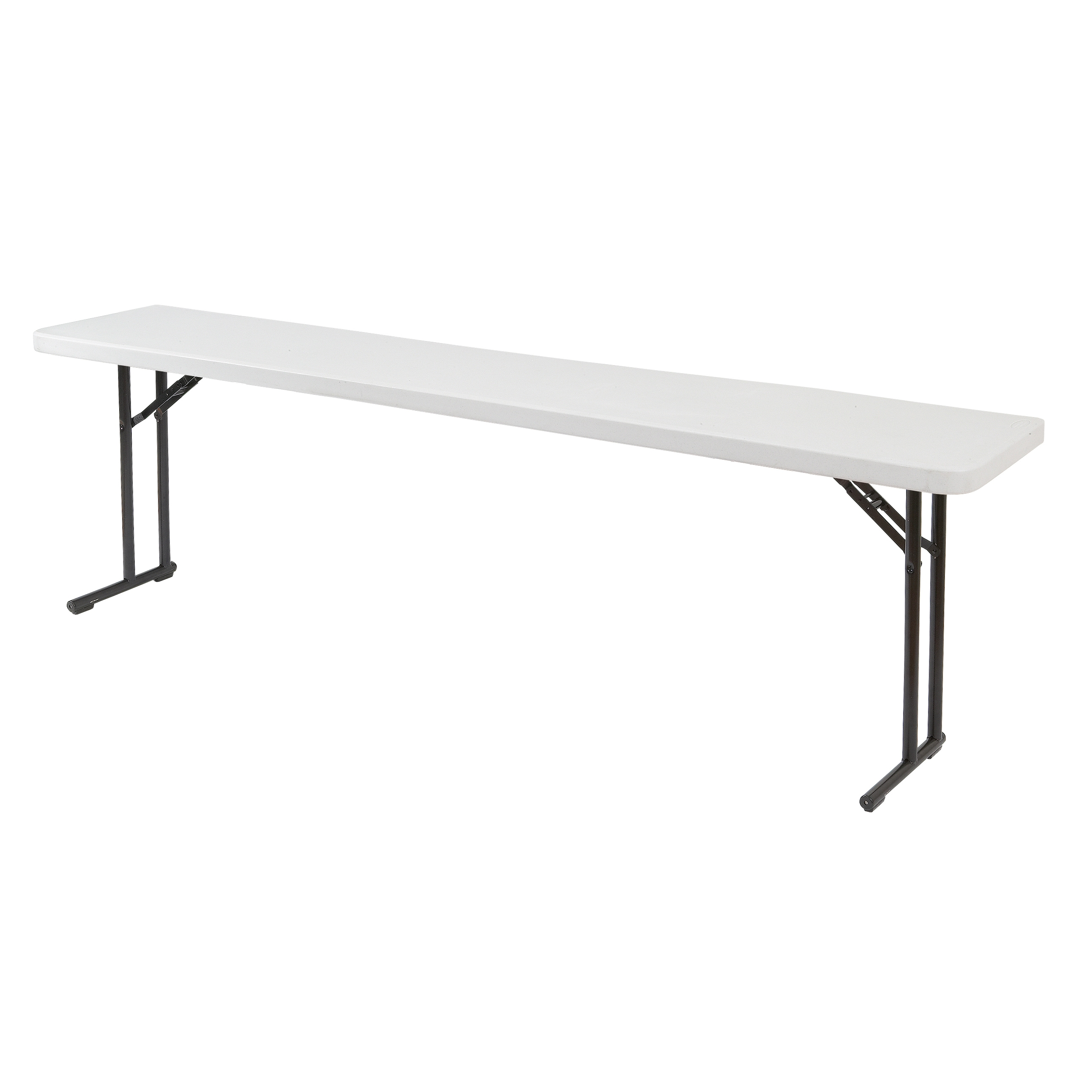 Plastic Molded Seminar Folding Table 18 X96 20 Pack On Free Shipping Today 11137947